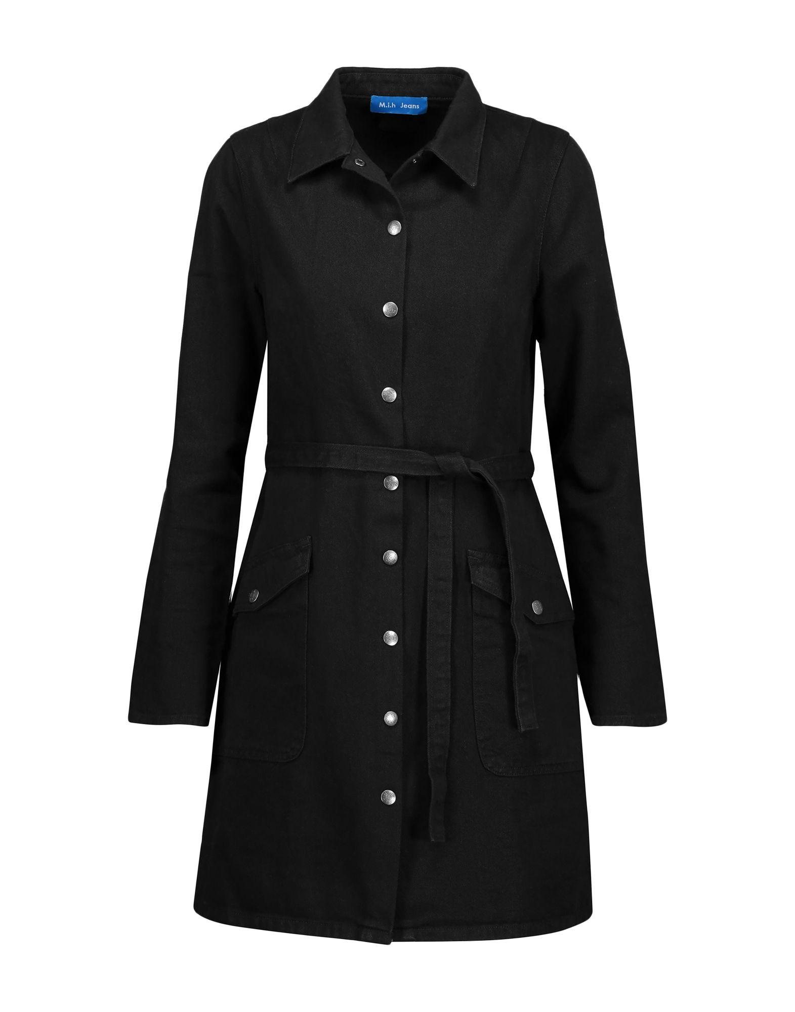 цена M.I.H JEANS Джинсовая верхняя одежда