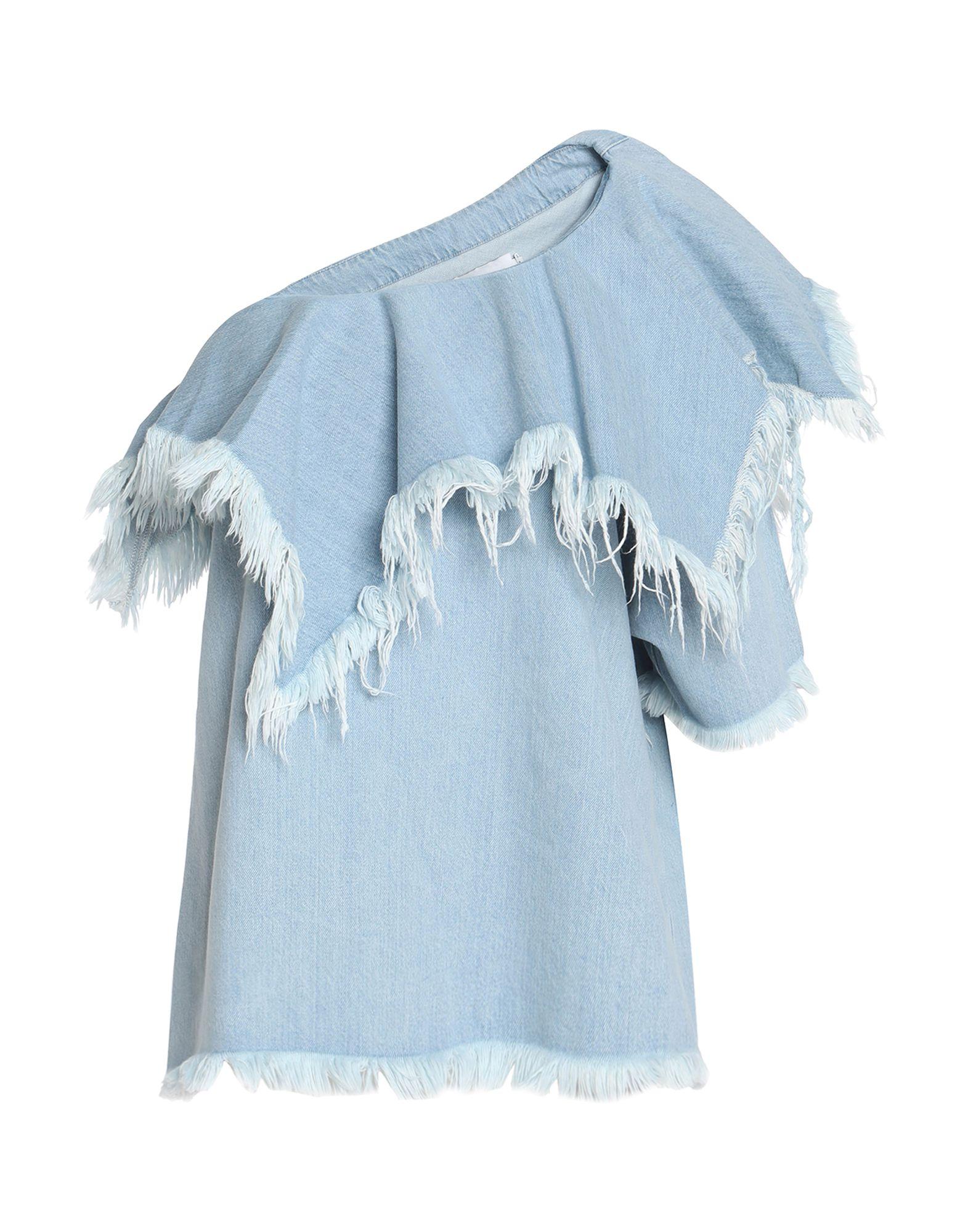 MARQUES' ALMEIDA Джинсовая рубашка недорго, оригинальная цена