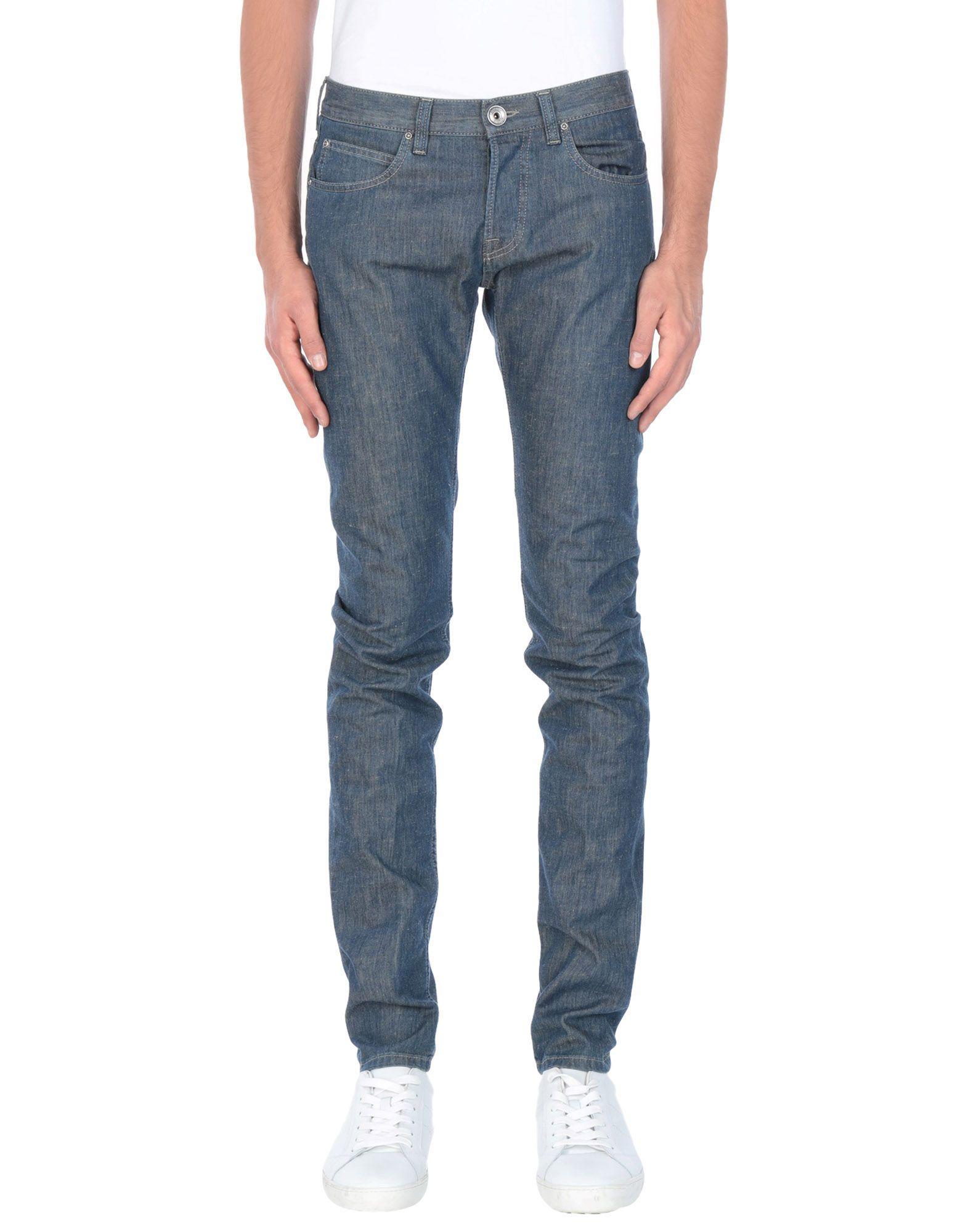 ELEVENTY Джинсовые брюки