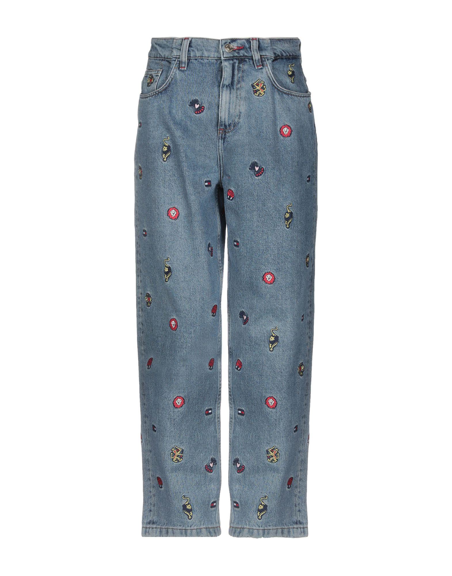 HILFIGER COLLECTION Джинсовые брюки nobody джинсовые брюки