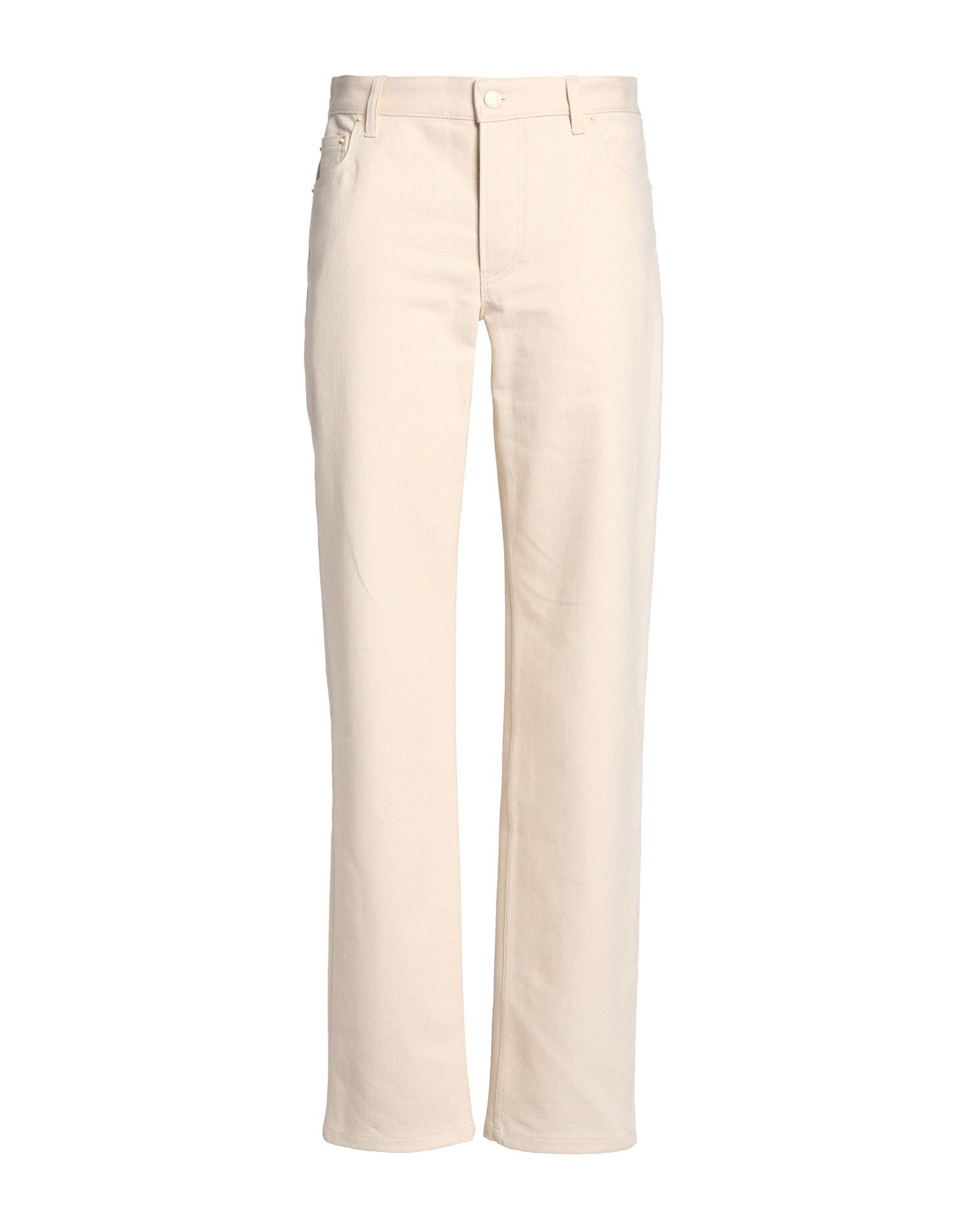 NINA RICCI Джинсовые брюки цена 2017