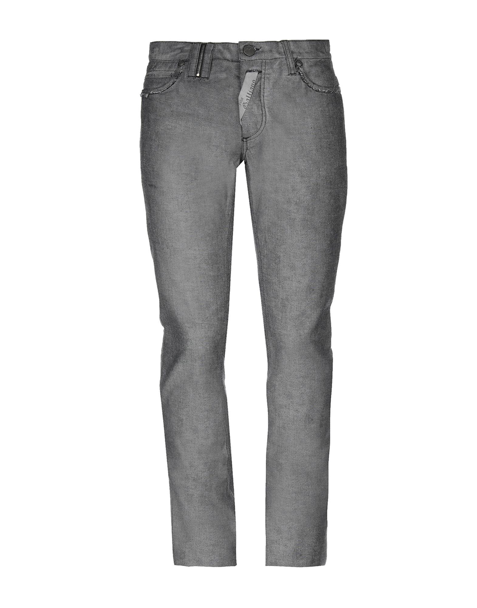 JOHN GALLIANO Джинсовые брюки брюки john galliano kids брюки