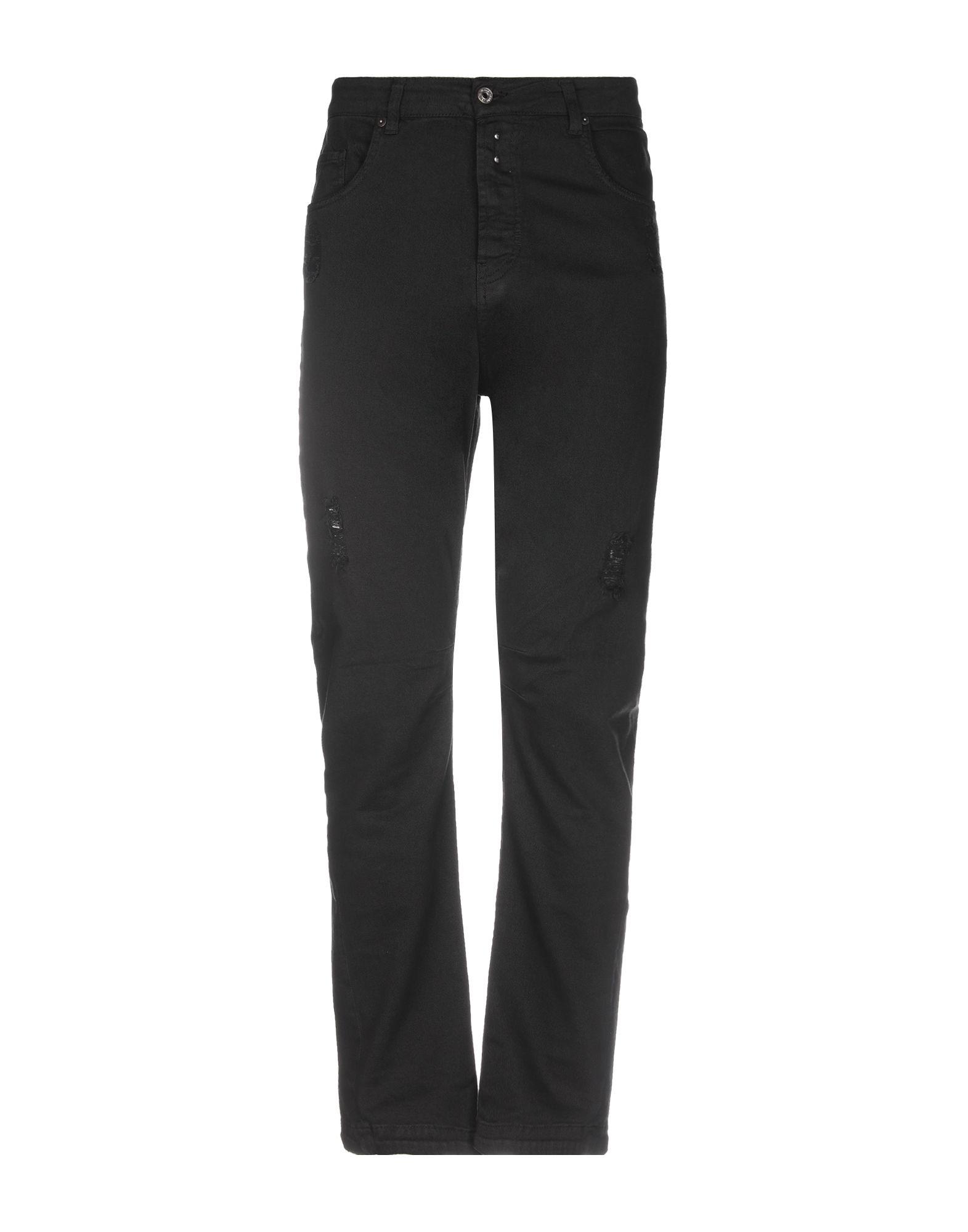 RICICLO Джинсовые брюки цена 2017