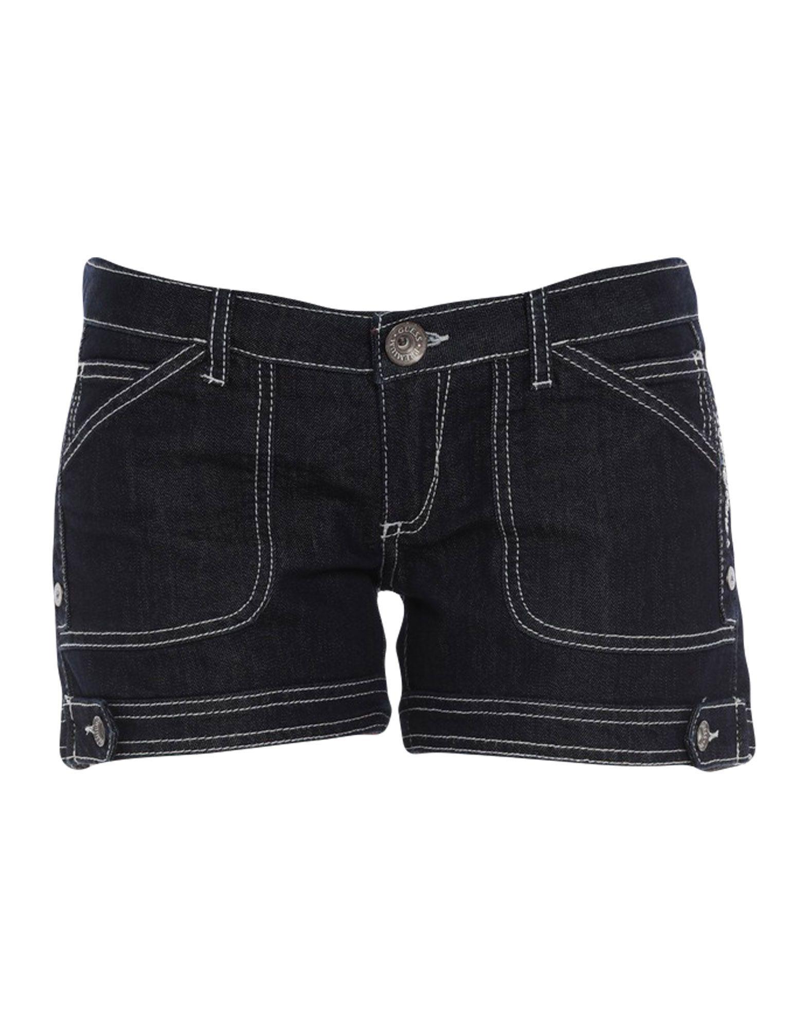 GUESS Джинсовые шорты guess jeans джинсовые шорты page href