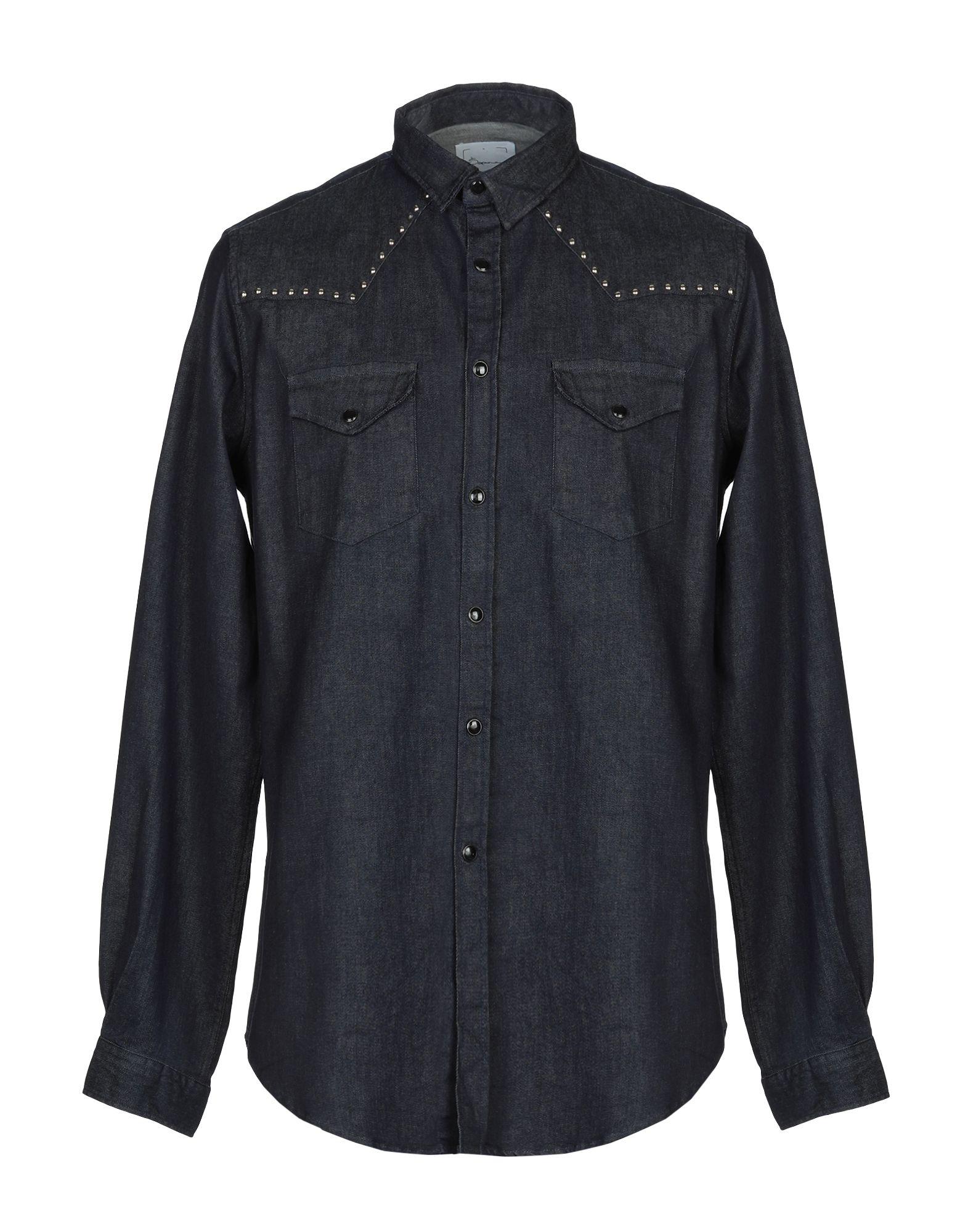 SAPORE Джинсовая рубашка sapore джинсовая рубашка
