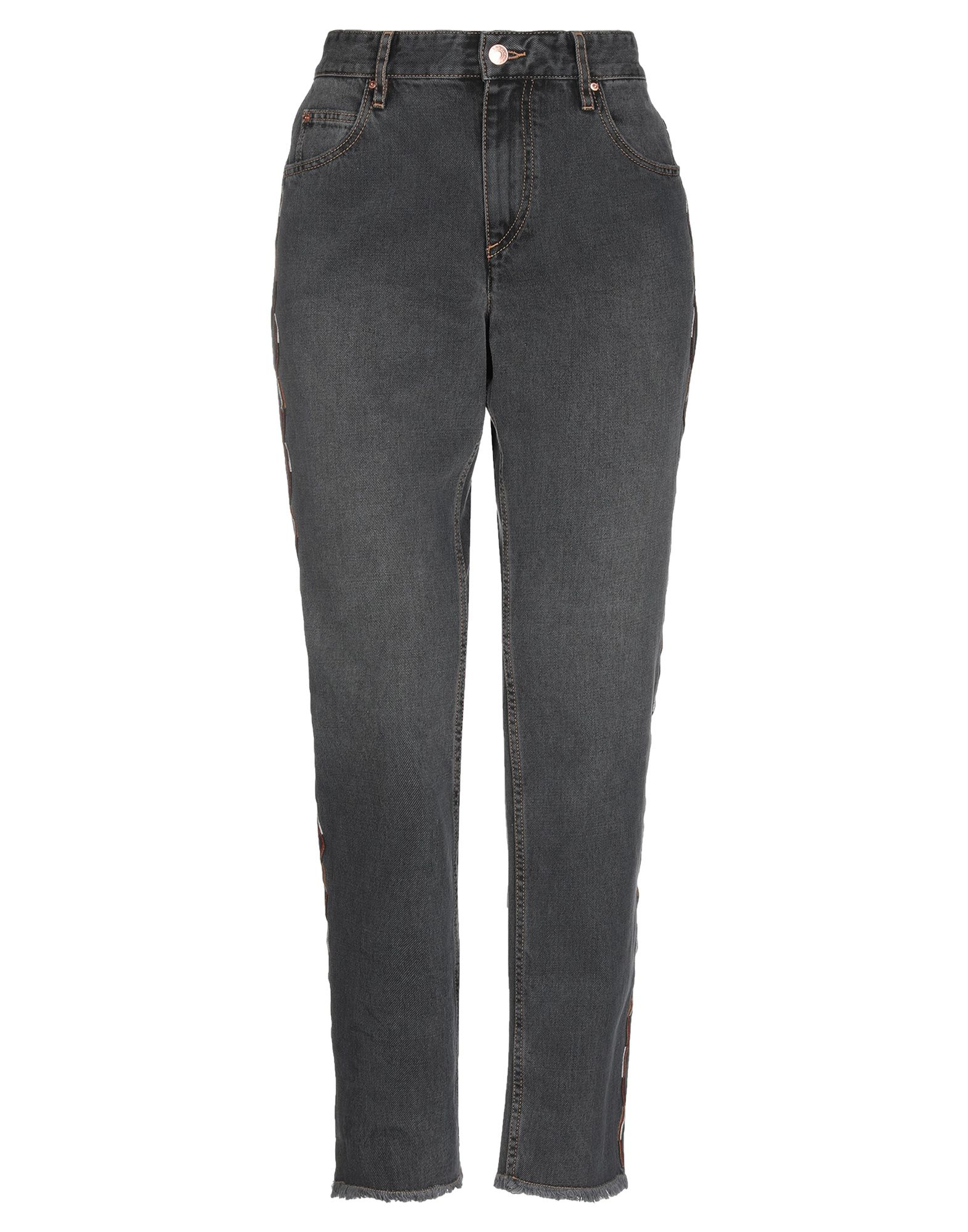 ISABEL MARANT ÉTOILE Джинсовые брюки цены онлайн