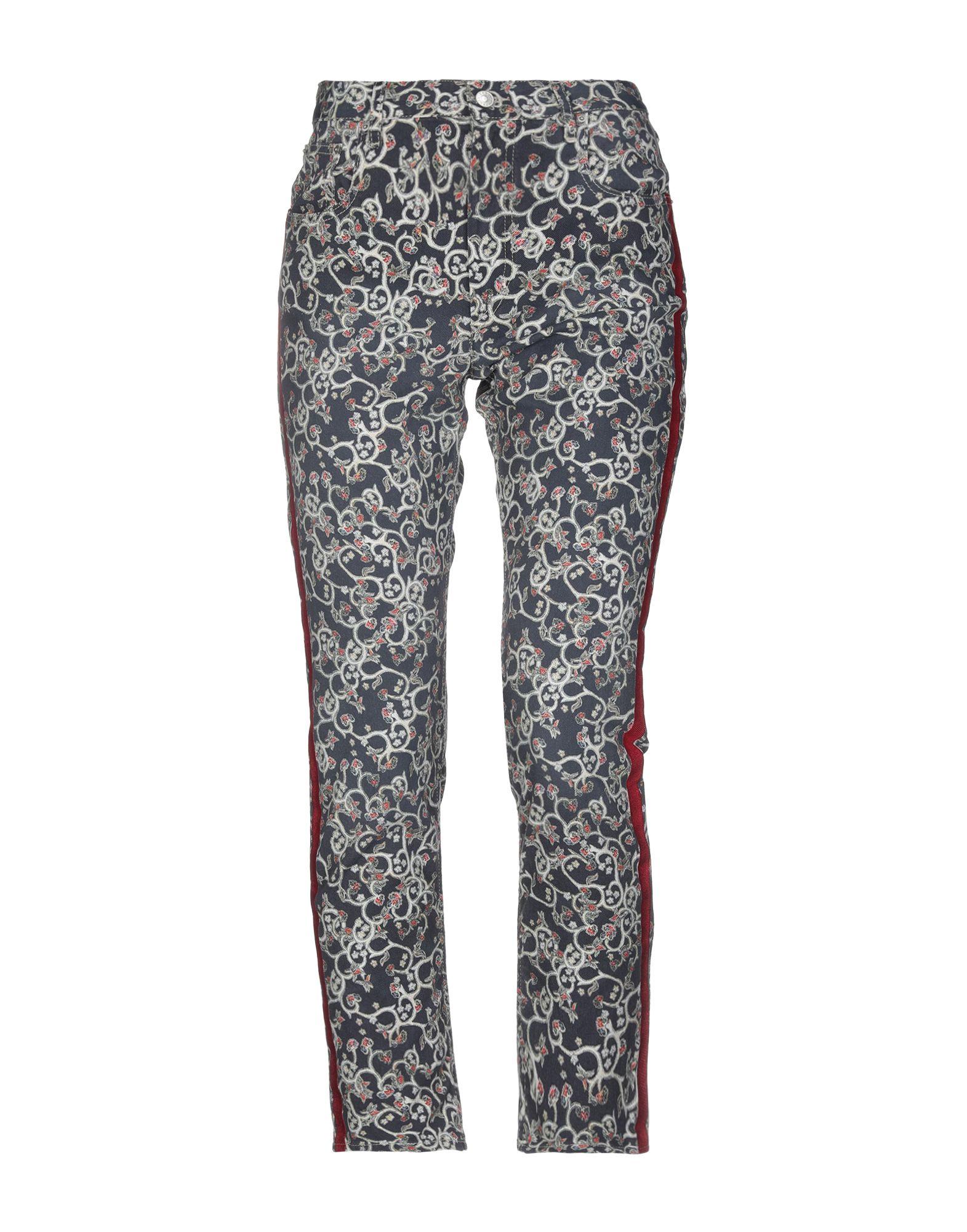 ISABEL MARANT ÉTOILE Джинсовые брюки isabel marant étoile джинсовые бермуды