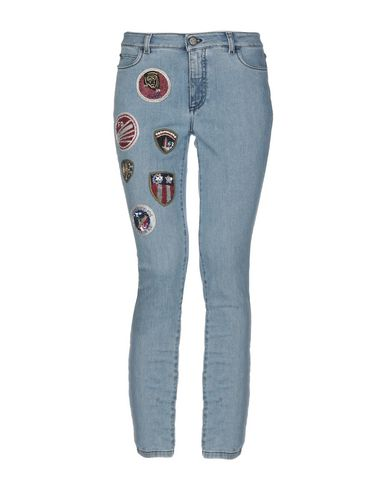 MR & MRS ITALY Pantalon en jean femme