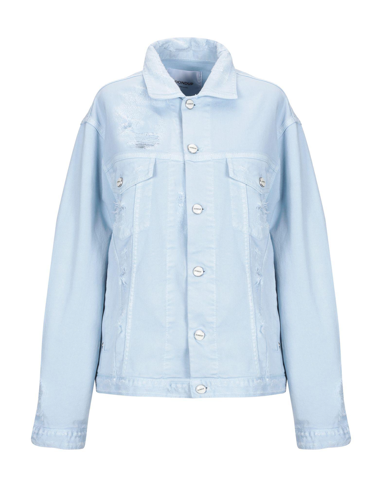DONDUP Джинсовая верхняя одежда брендовая одежда
