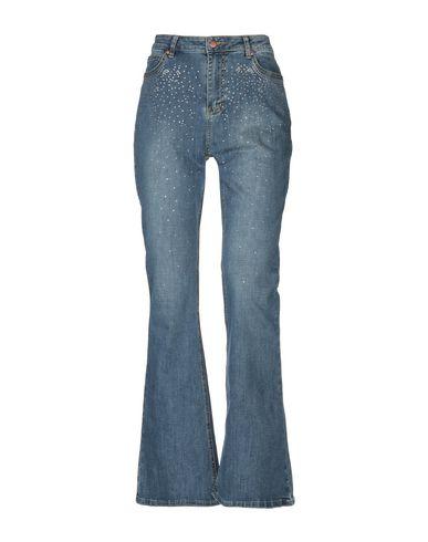 LANACAPRINA Pantalon en jean femme