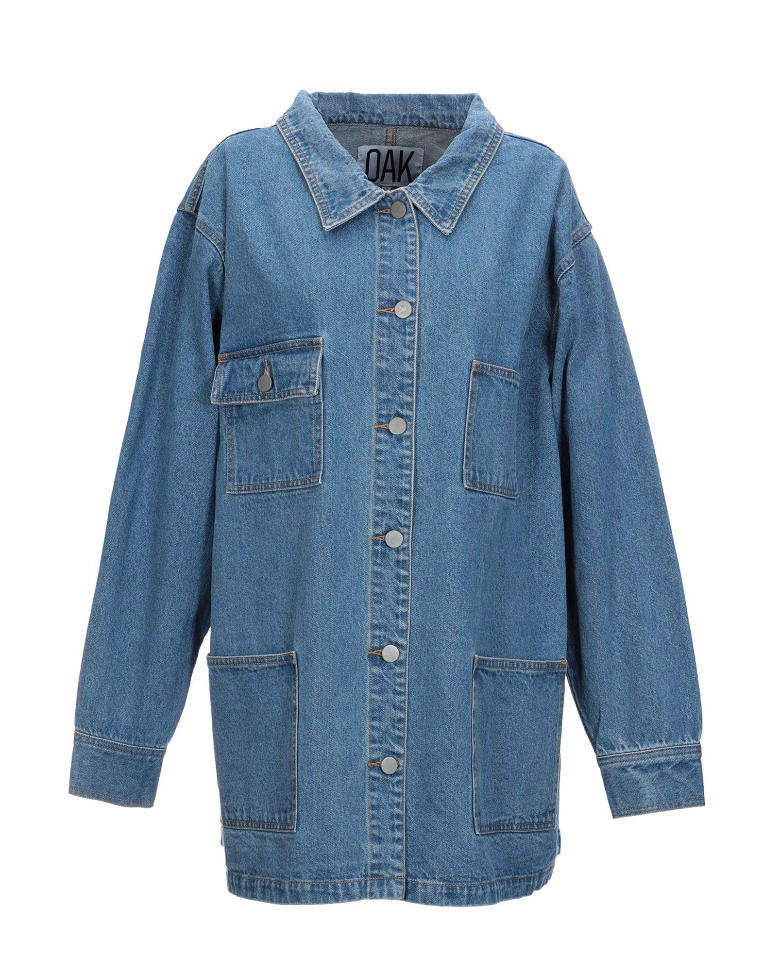 OAK Джинсовая верхняя одежда брендовая одежда