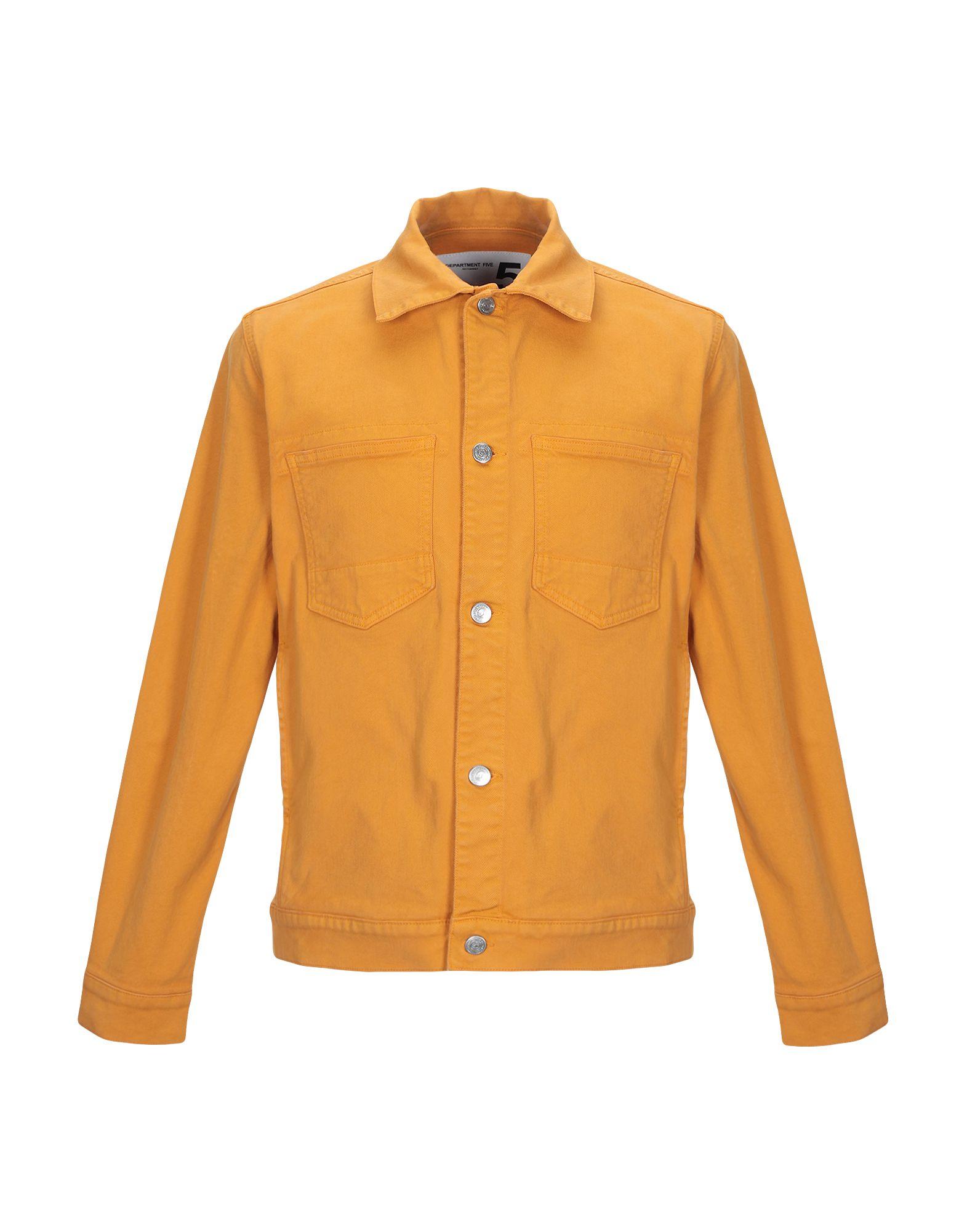 DEPARTMENT 5 Джинсовая верхняя одежда