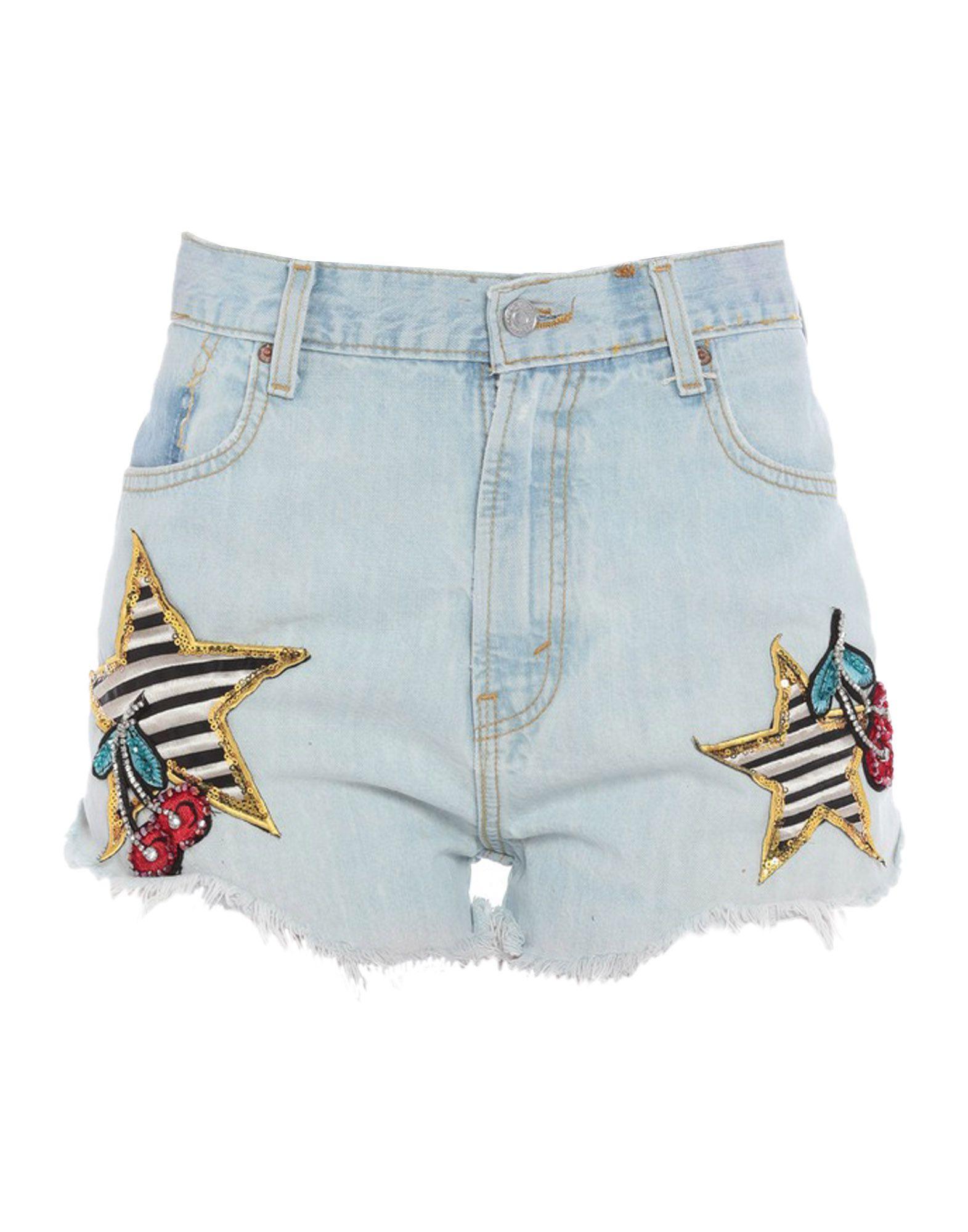 5 PROGRESS Джинсовые шорты superfine джинсовые шорты