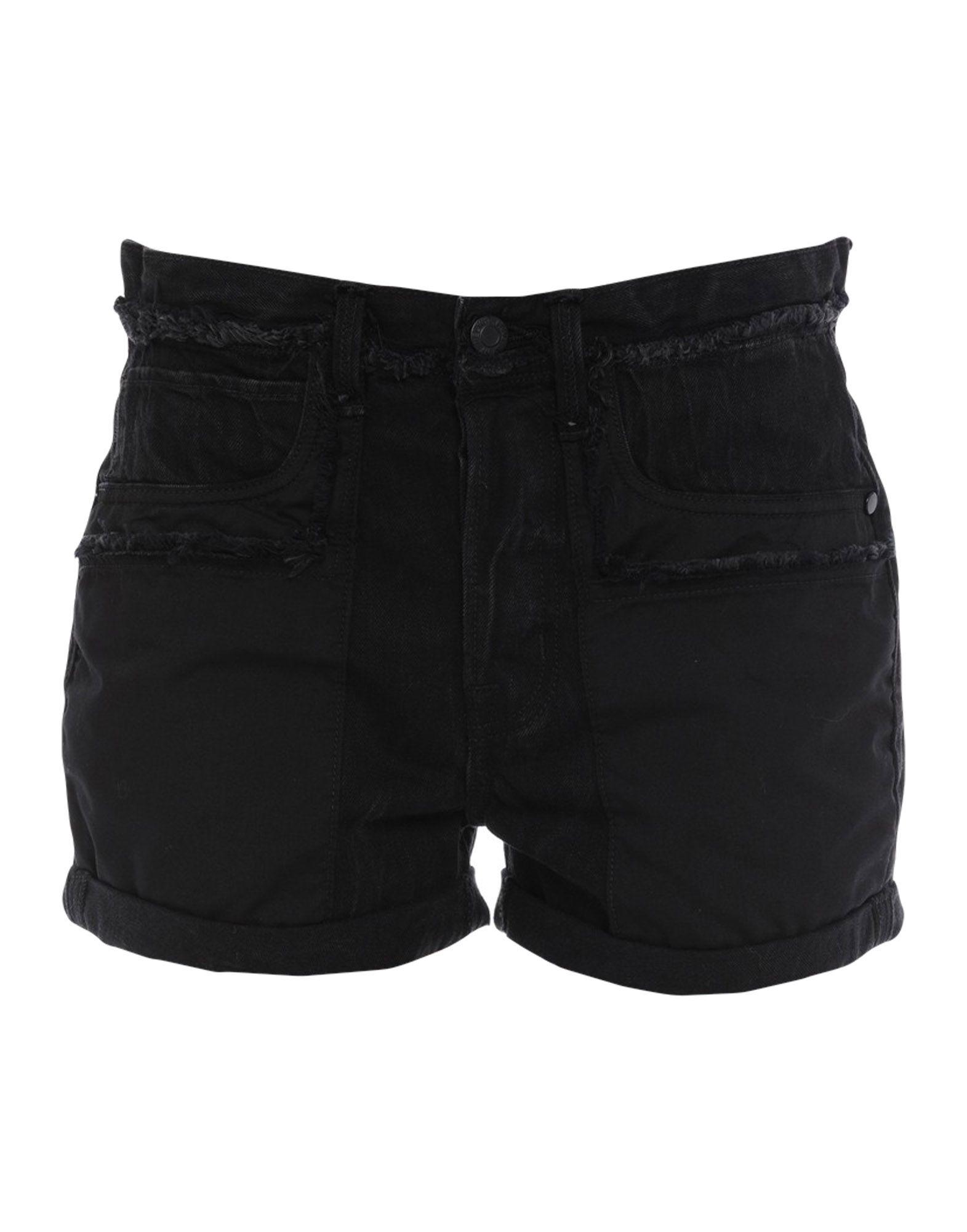 HELMUT LANG Джинсовые шорты superfine джинсовые шорты