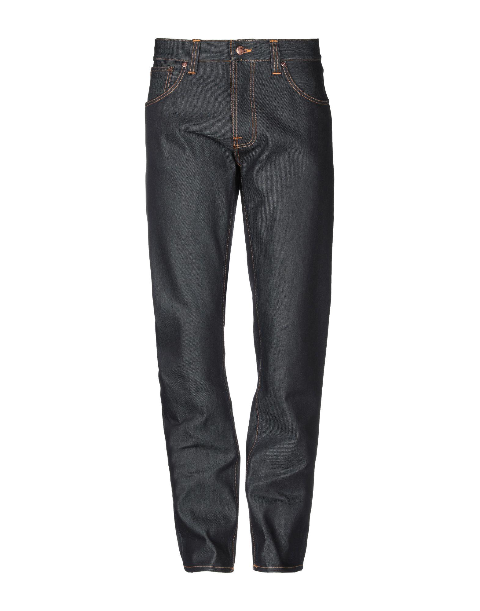 NUDIE JEANS CO Джинсовые брюки брюки adidas брюки тренировочные adidas tiro17 swt pnt ay2960