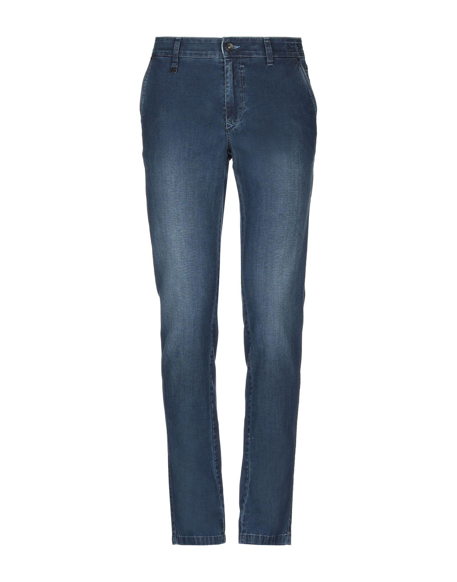 《送料無料》HEAVEN TWO メンズ ジーンズ ブルー 31 コットン 100%