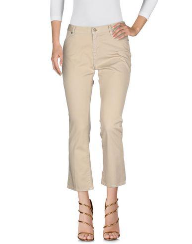 Фото 2 - Джинсовые брюки от TRUE NYC. бежевого цвета
