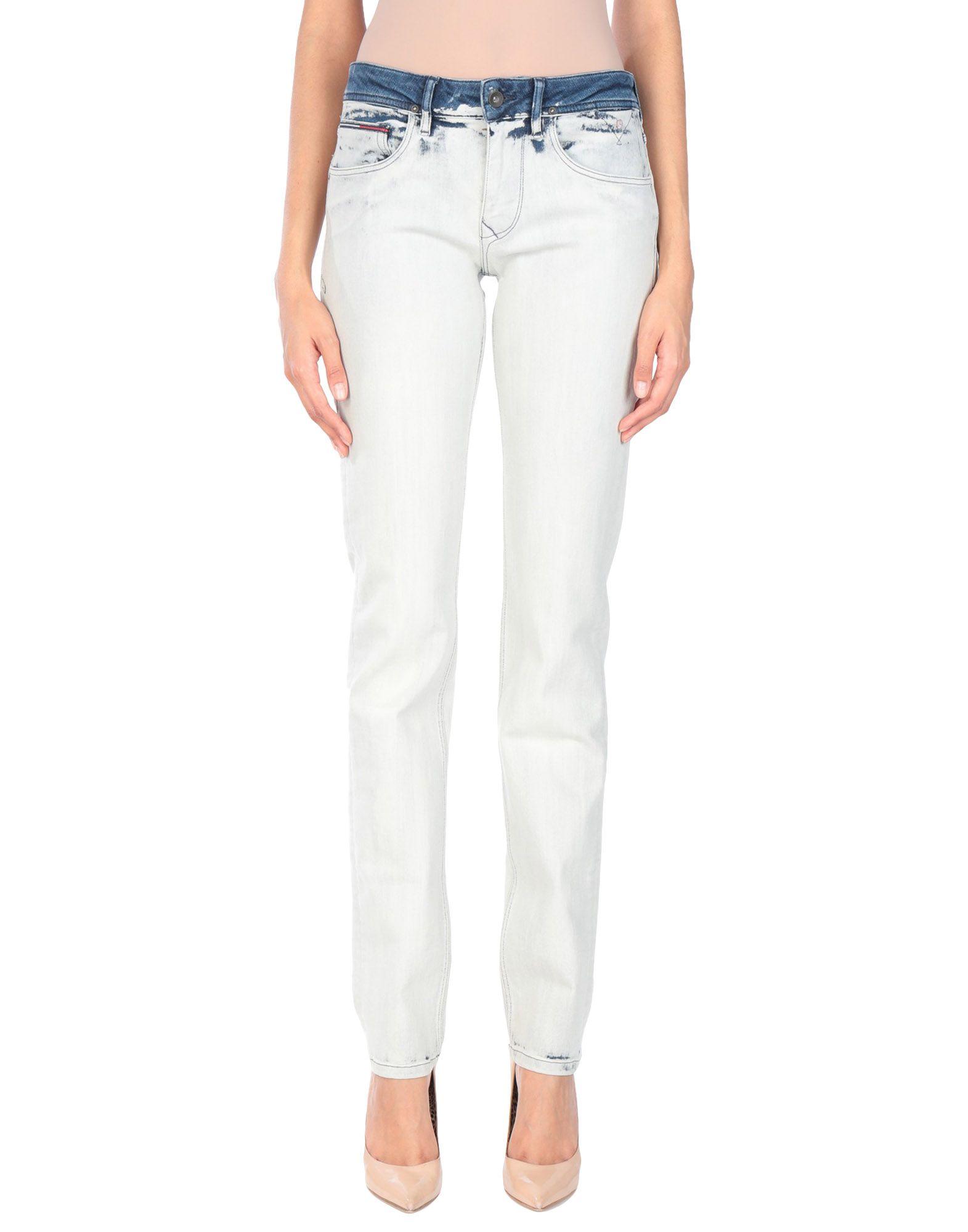TOMMY JEANS Джинсовые брюки area джинсовые брюки