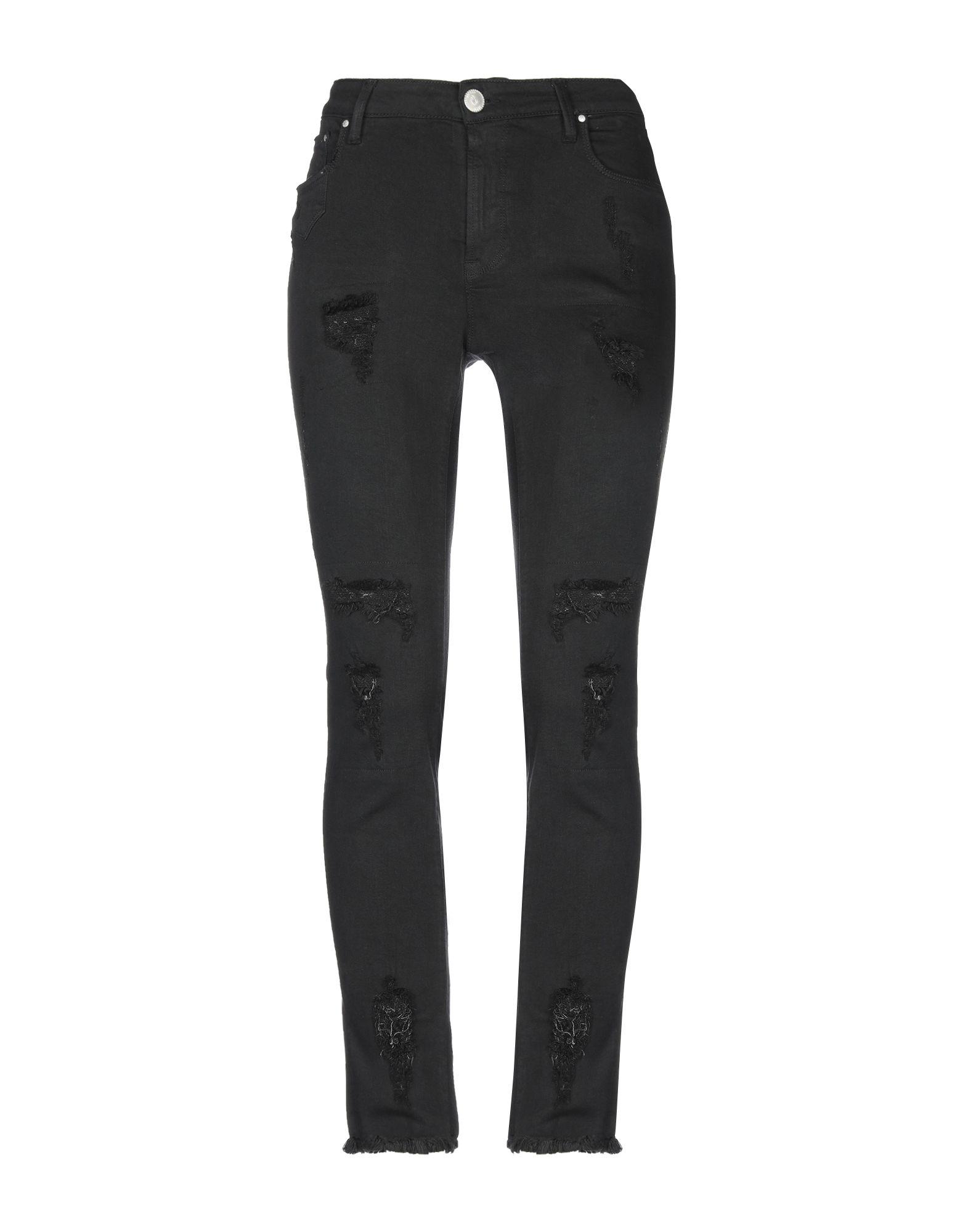 DON'T CRY Джинсовые брюки цена 2017