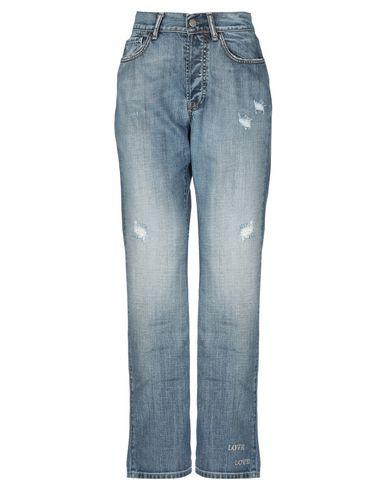 MPD BOX Pantalon en jean femme