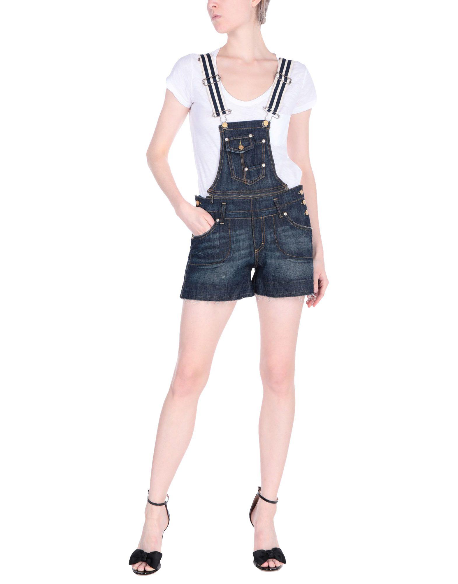 SWISH JEANS Короткий комбинезон swish jeans пиджак