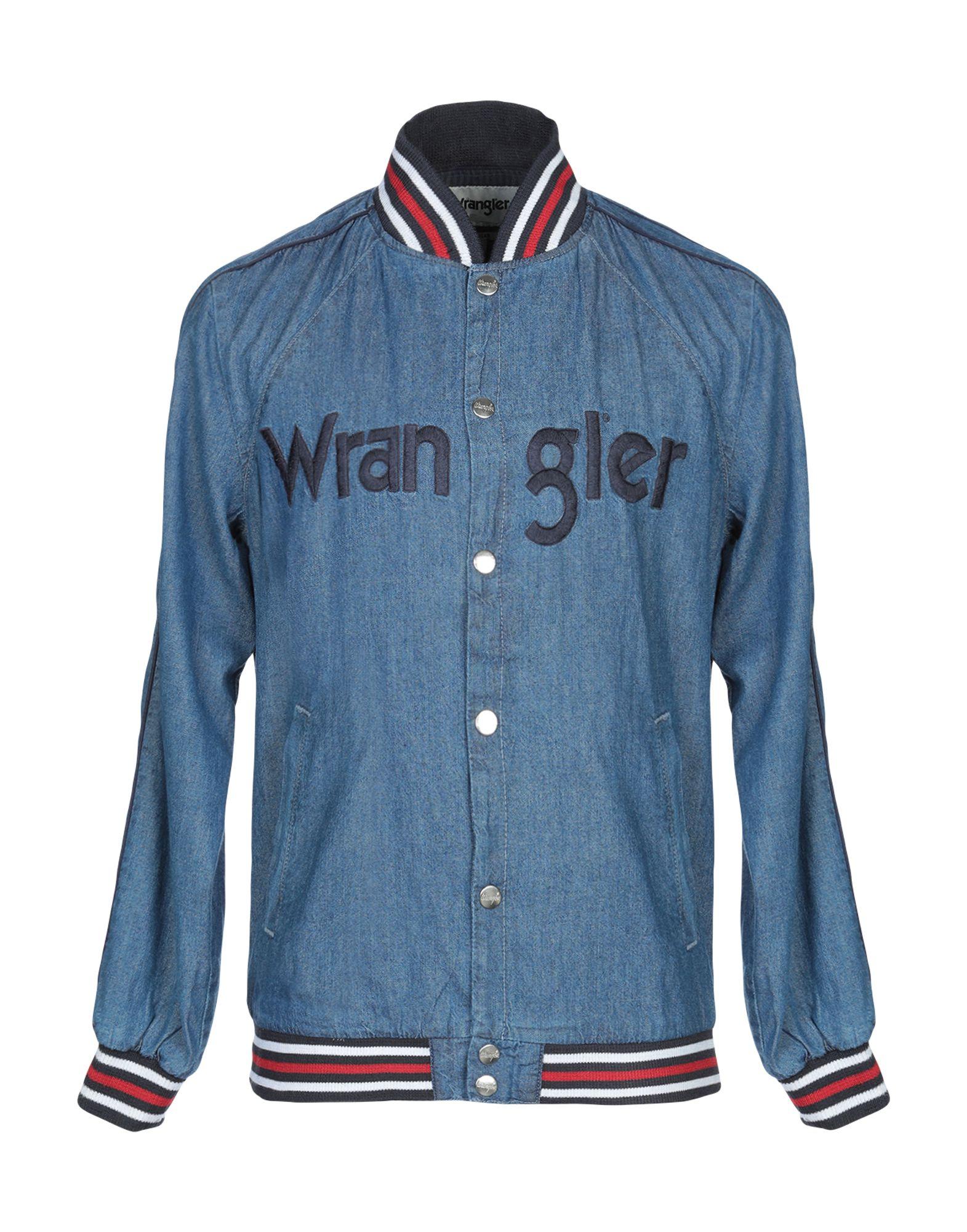 WRANGLER Джинсовая верхняя одежда