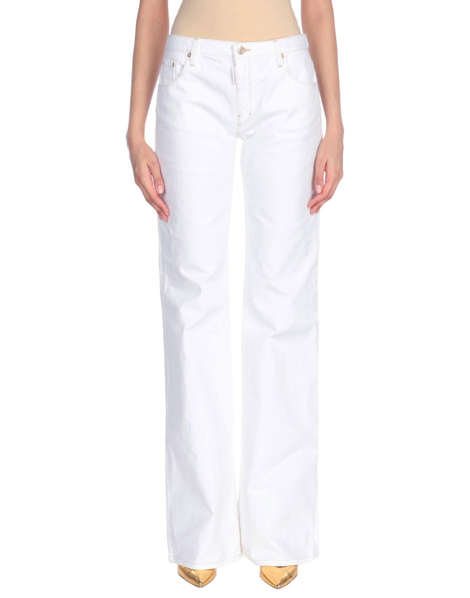 DSQUARED2 Джинсовые брюки ring джинсовые брюки