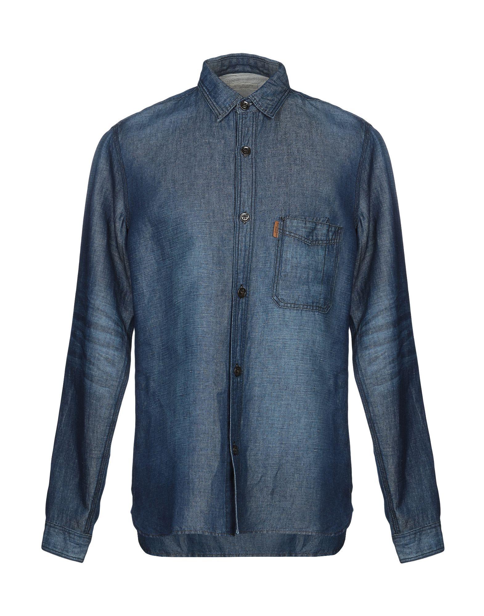 BURBERRY Джинсовая рубашка