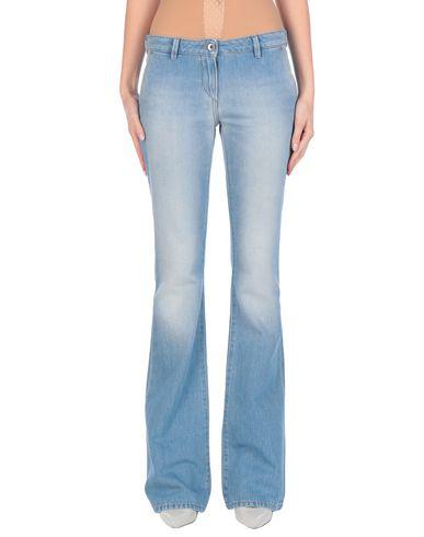 Фото - Джинсовые брюки от FABIANA FILIPPI синего цвета