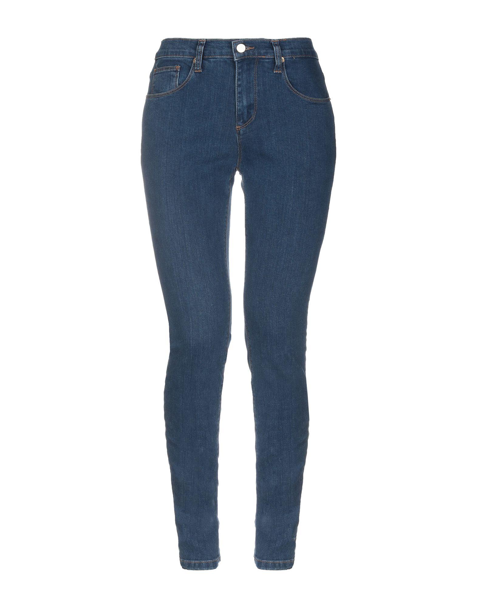 ROBERTO CAVALLI Джинсовые брюки area джинсовые брюки