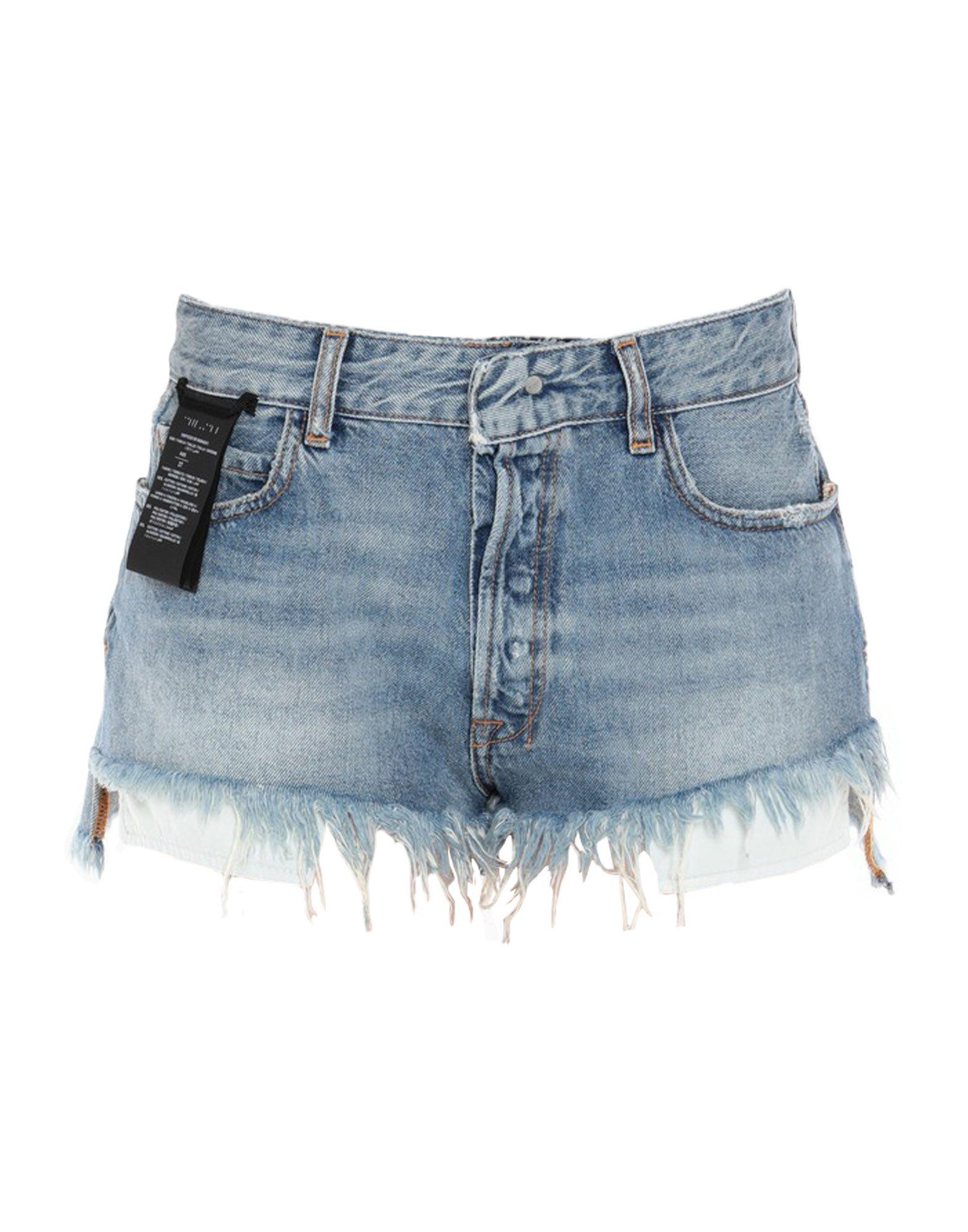 UNRAVEL Джинсовые шорты superfine джинсовые шорты