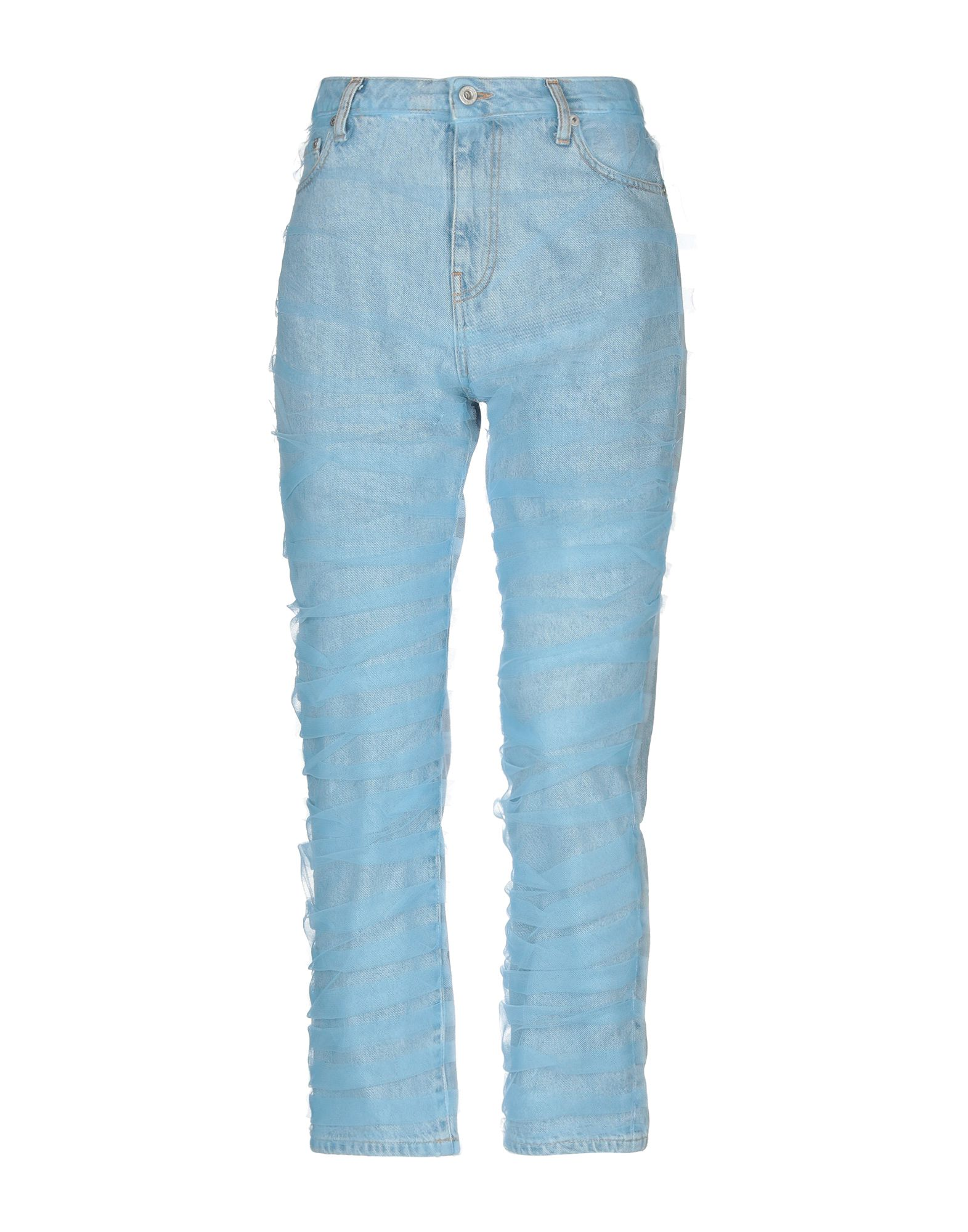 OFF-WHITE™ Джинсовые брюки толстовка revolution fill up off white m