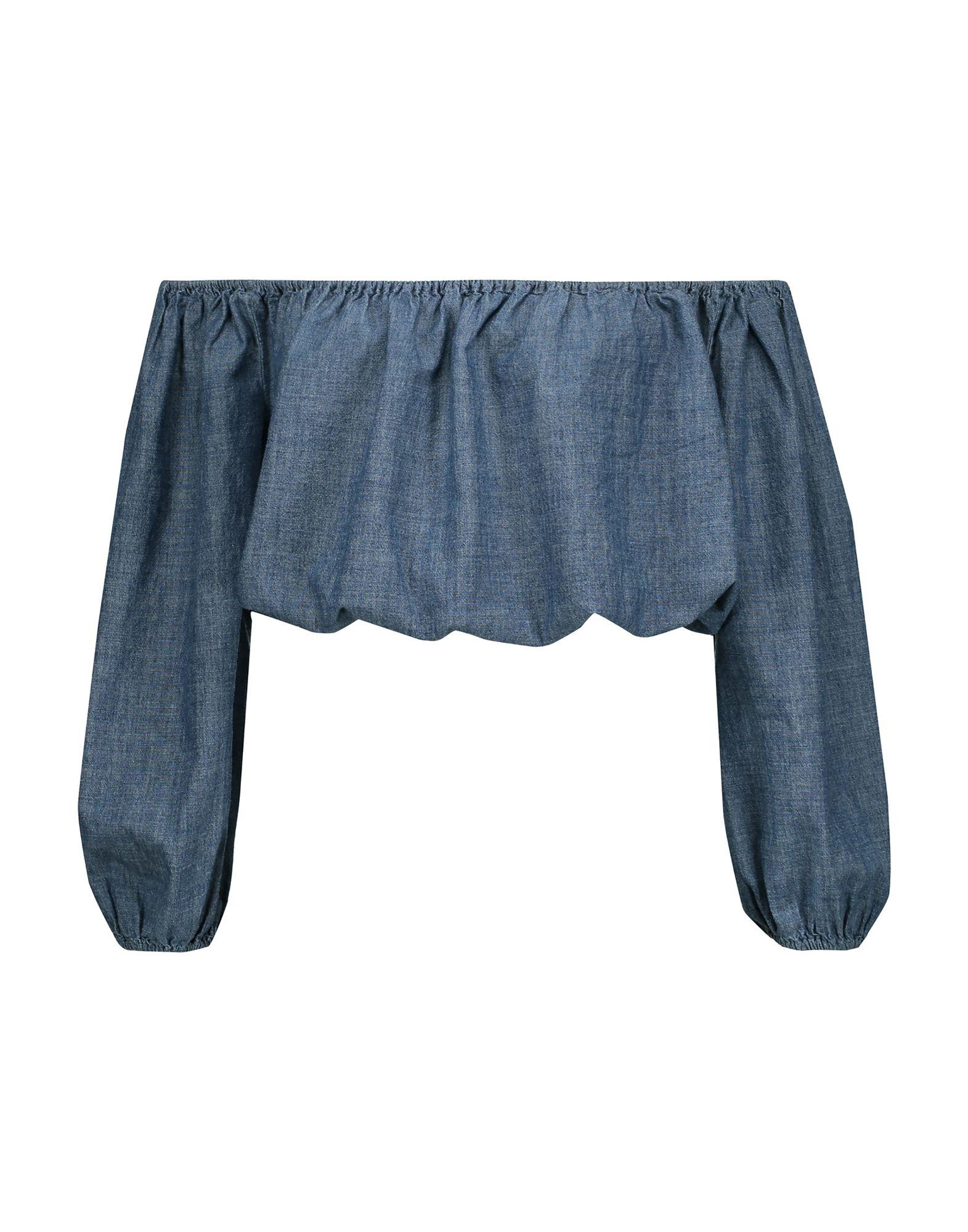 THEORY Джинсовая рубашка рубашка theory theory th008ewedat3