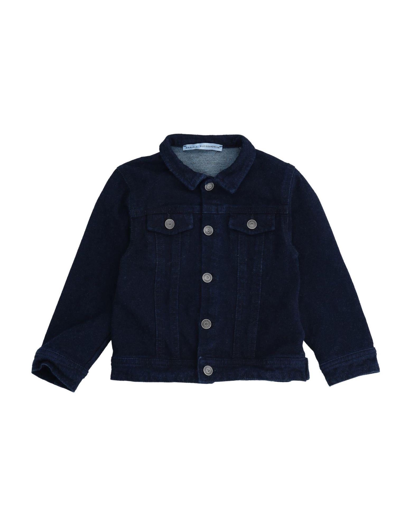 DANIELE ALESSANDRINI Джинсовая верхняя одежда daniele alessandrini homme джинсовая верхняя одежда