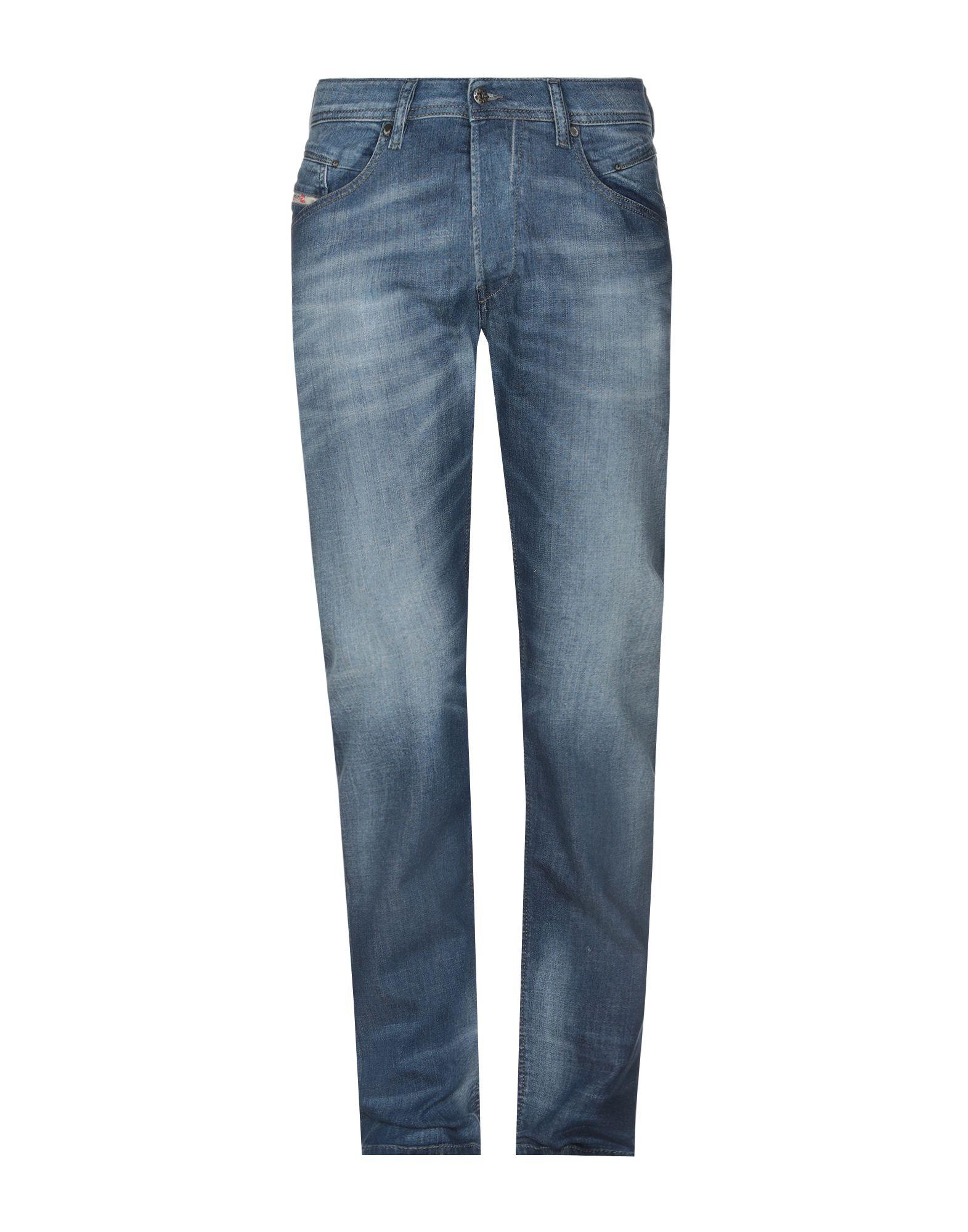 цена на DIESEL Джинсовые брюки