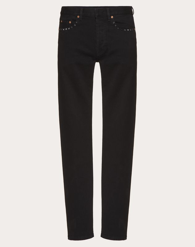 JEANS ROCKSTUD UNTITLED SKINNY-FIT