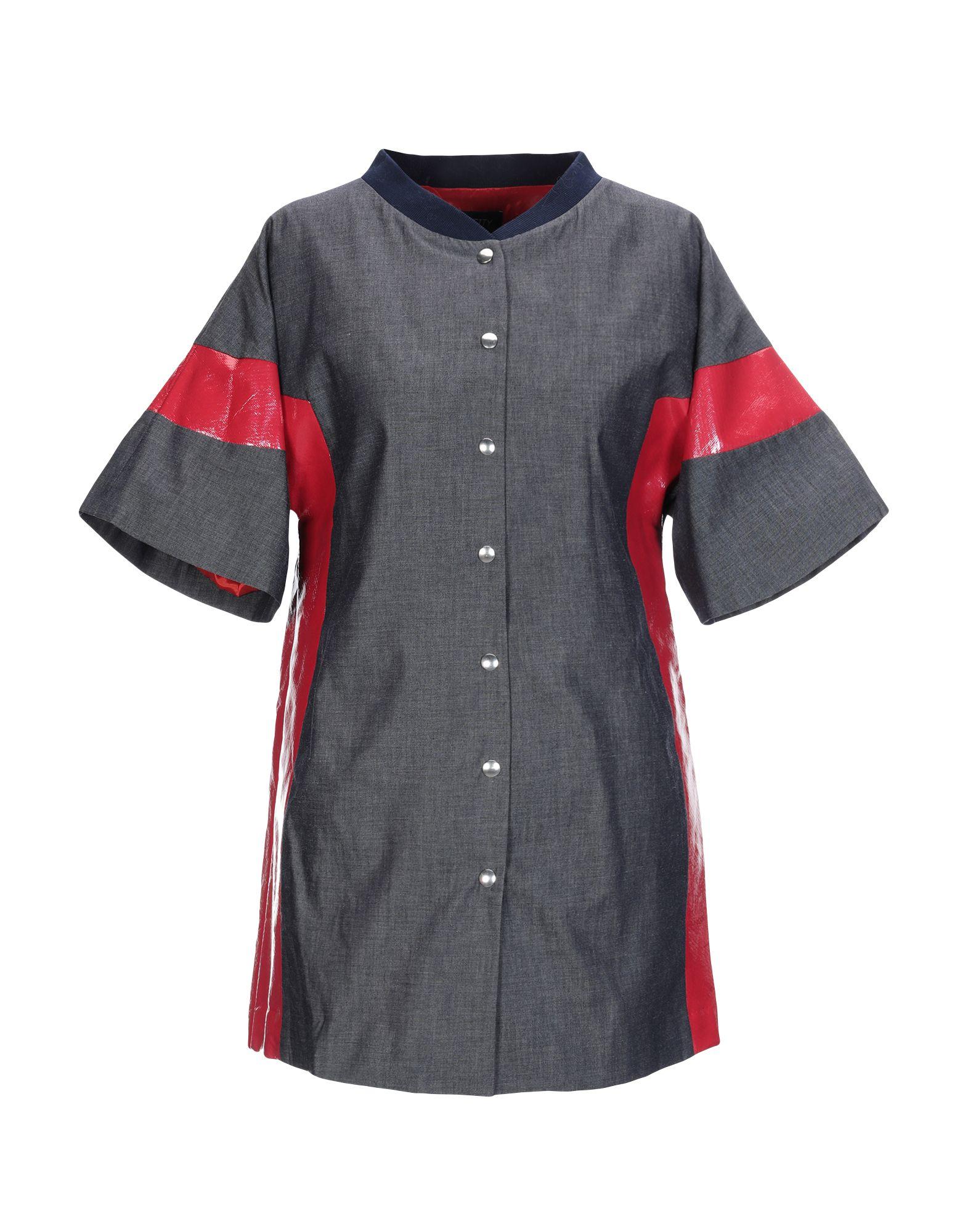 VAR/CITY Джинсовая верхняя одежда