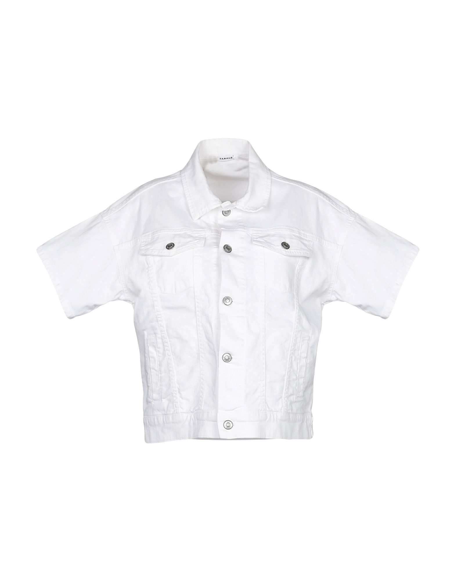 P.A.R.O.S.H. Джинсовая верхняя одежда