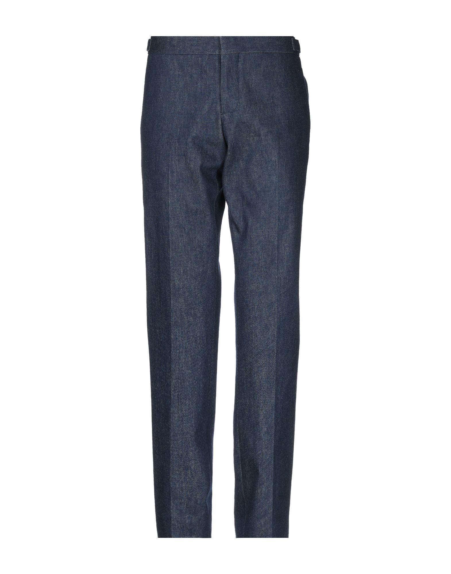 THOM BROWNE Джинсовые брюки thom browne лыжные брюки