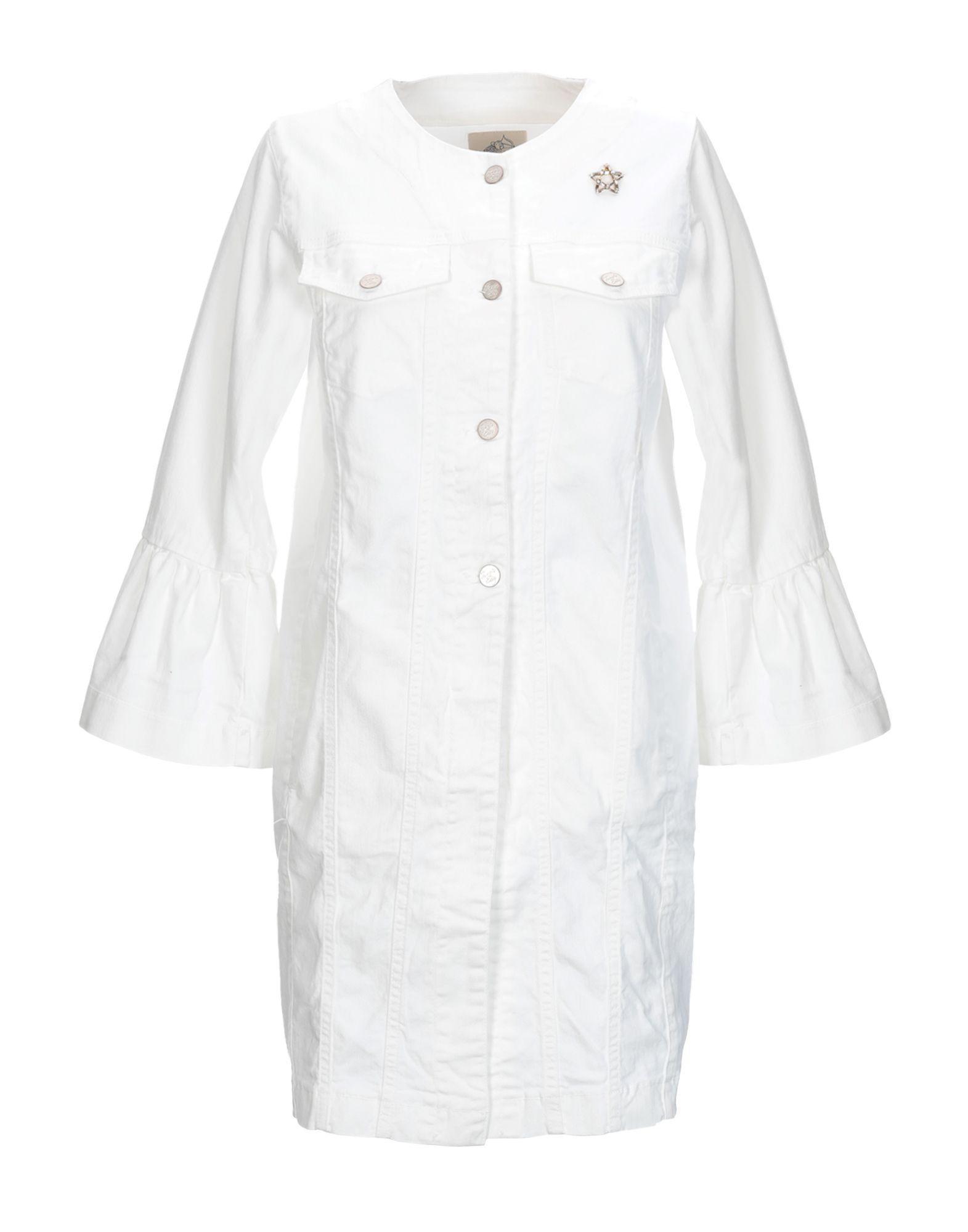 TWENTY EASY by KAOS Джинсовая верхняя одежда