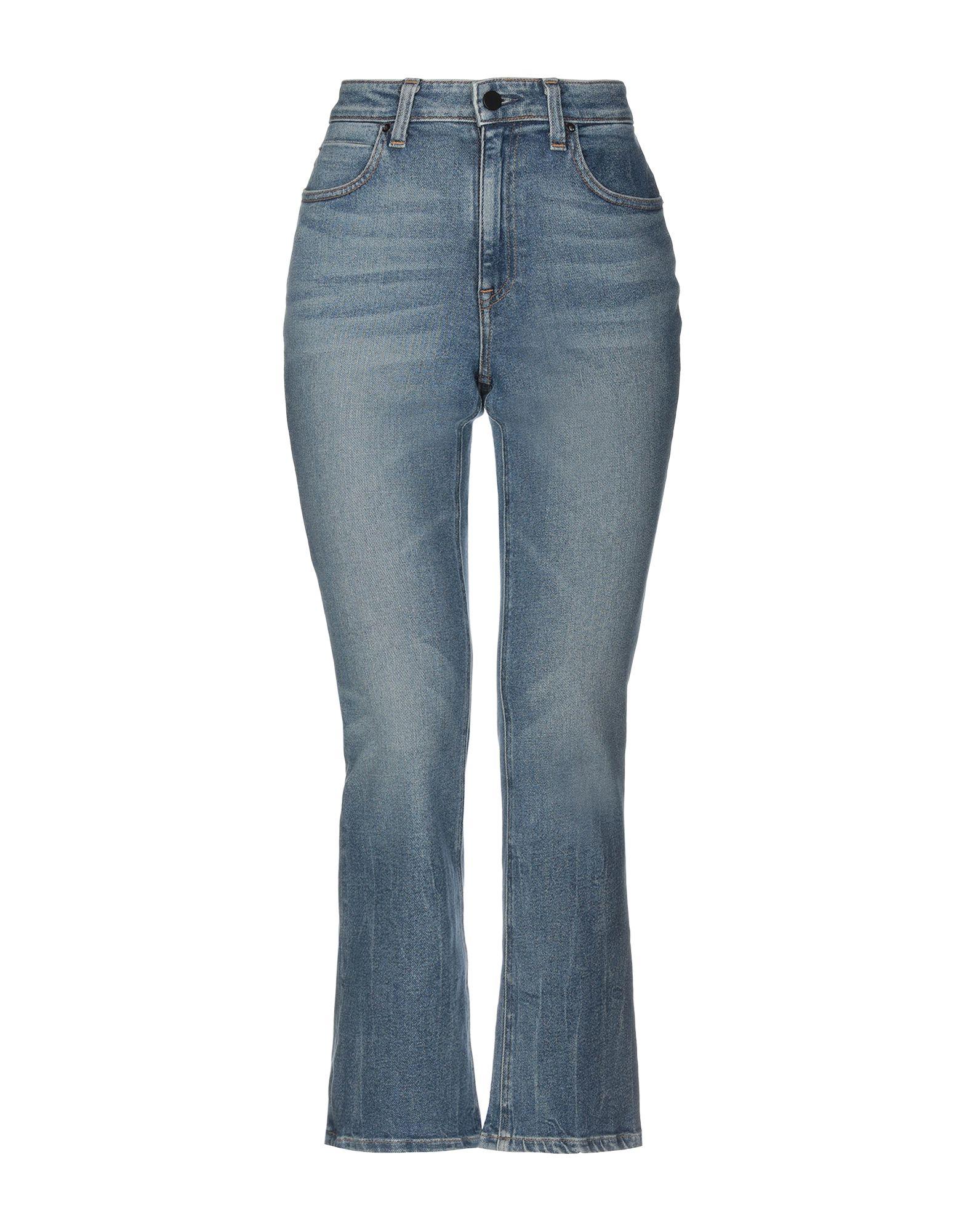 ALEXANDER WANG Джинсовые брюки