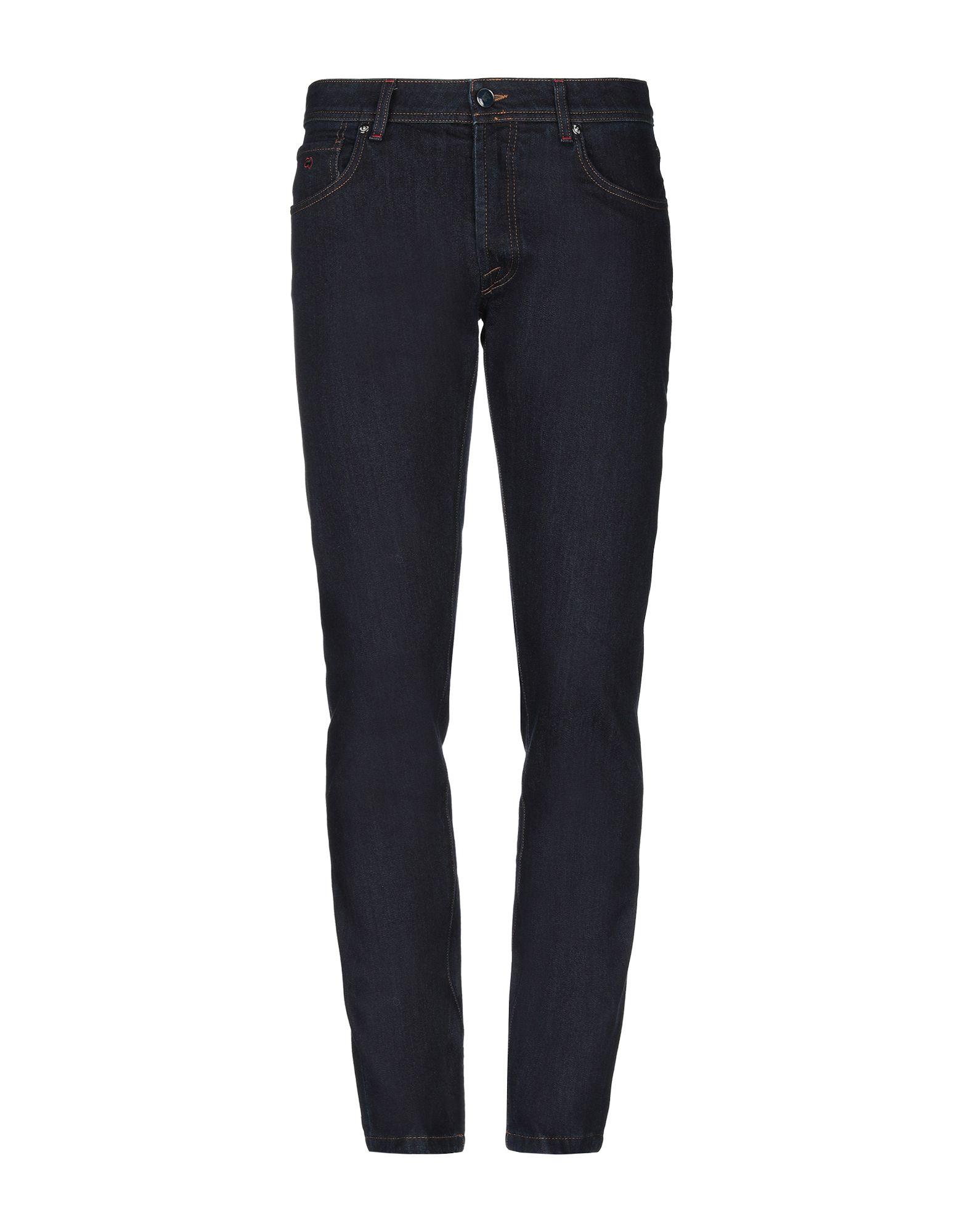 MARCO PESCAROLO Джинсовые брюки брюки marco pescarolo брюки с карманами