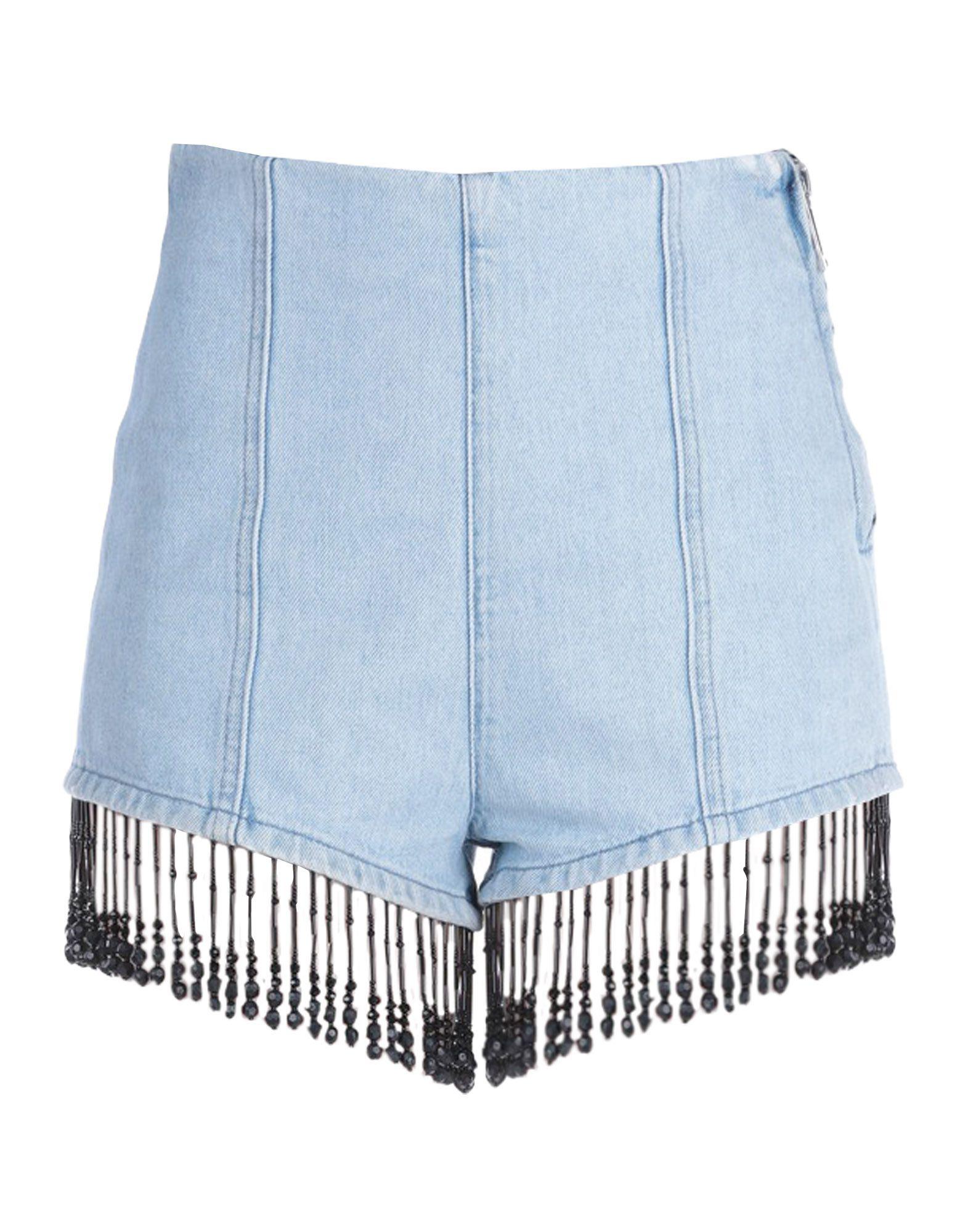 MSGM Джинсовые шорты superfine джинсовые шорты