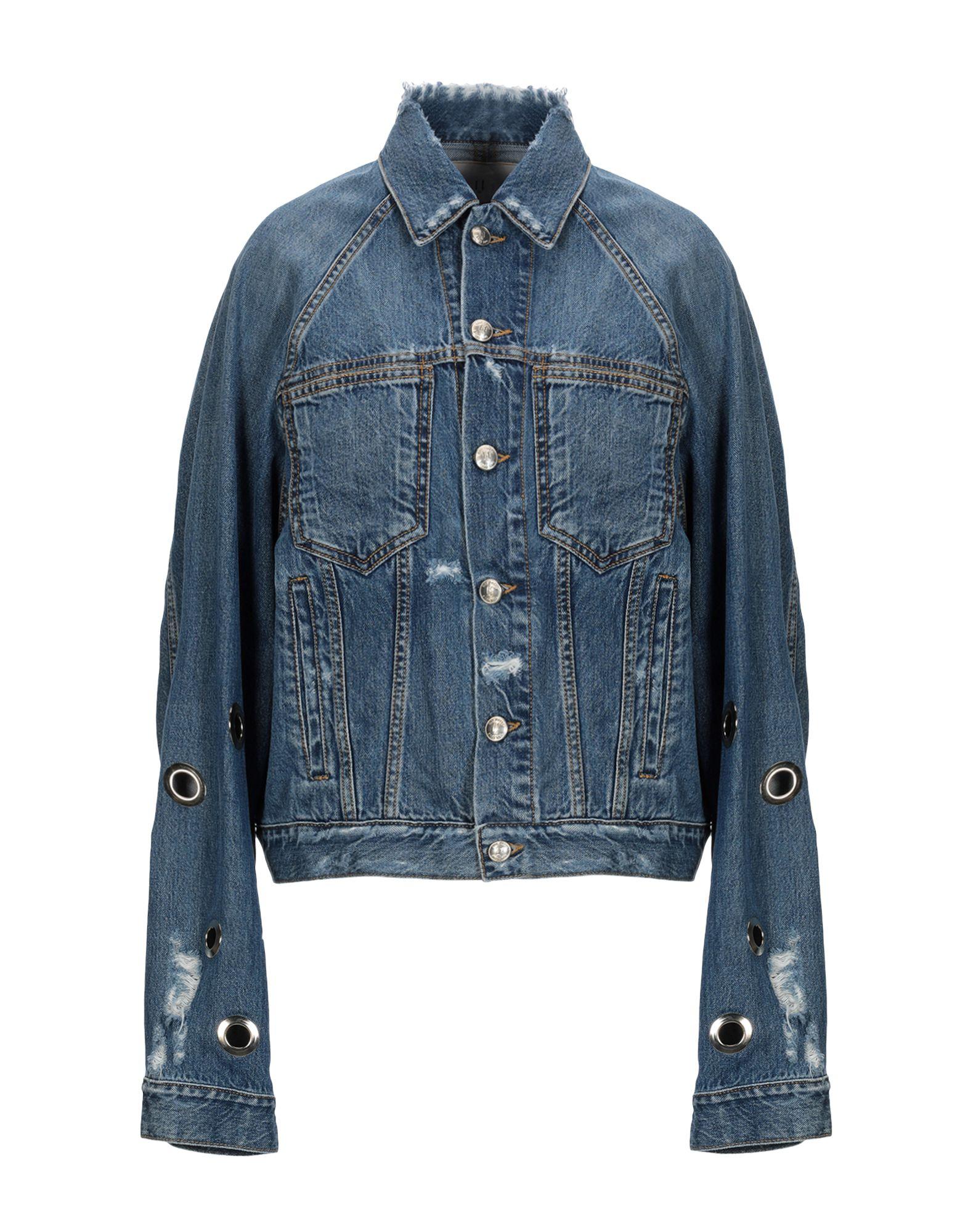 ONEDRESS ONELOVE Джинсовая верхняя одежда onedress onelove джинсовая верхняя одежда