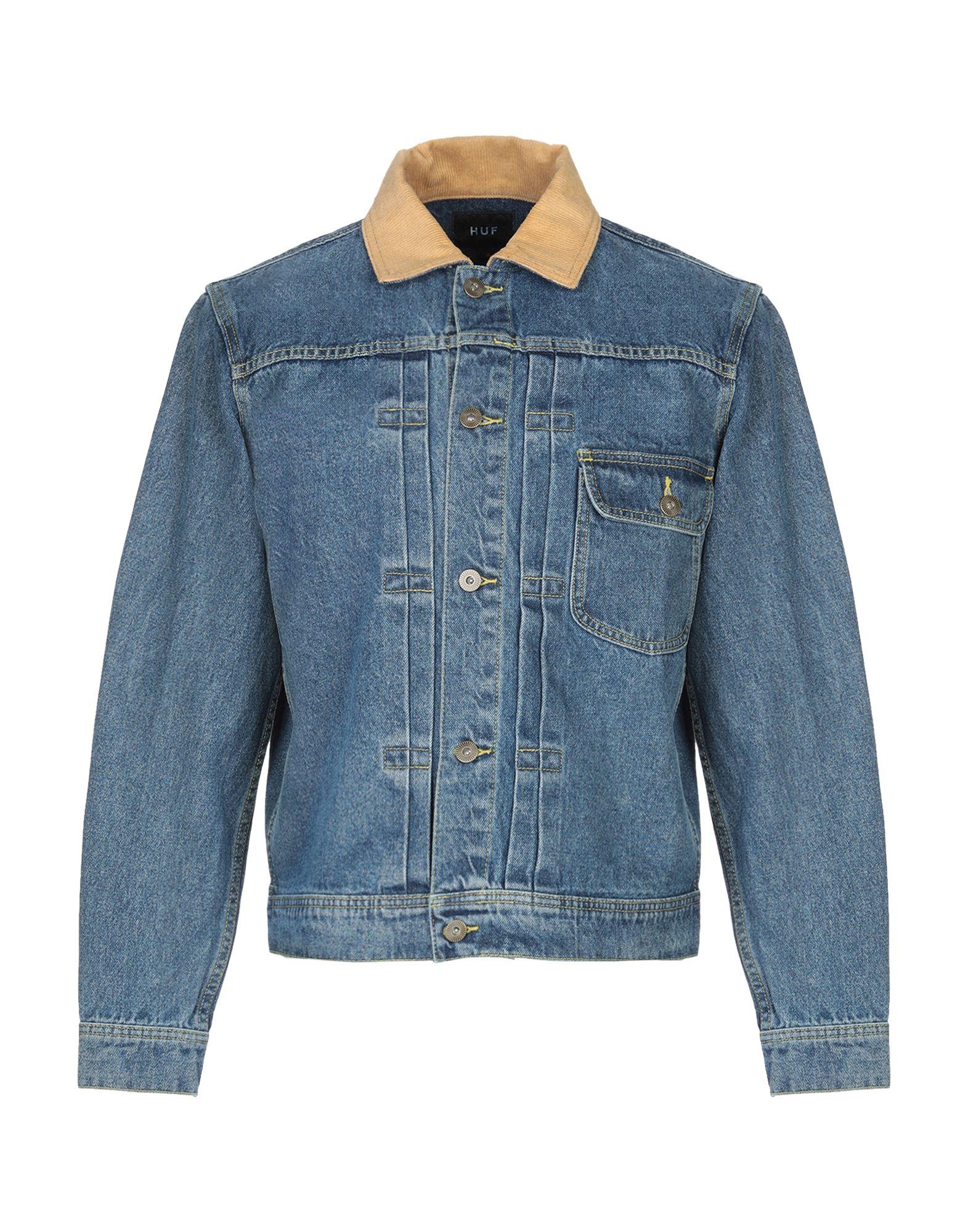 Фото - HUF Джинсовая верхняя одежда études studio джинсовая верхняя одежда