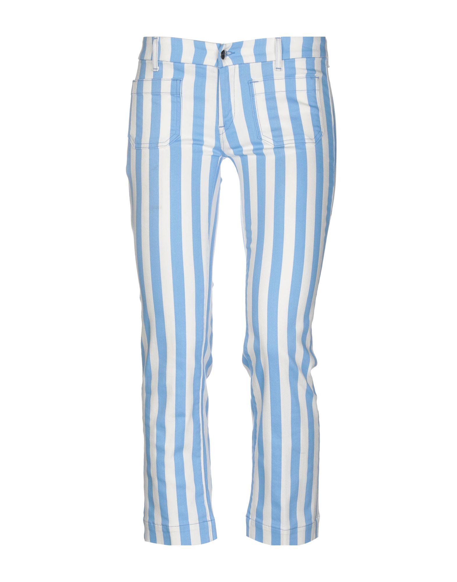 THE SEAFARER Джинсовые брюки the seafarer блузка