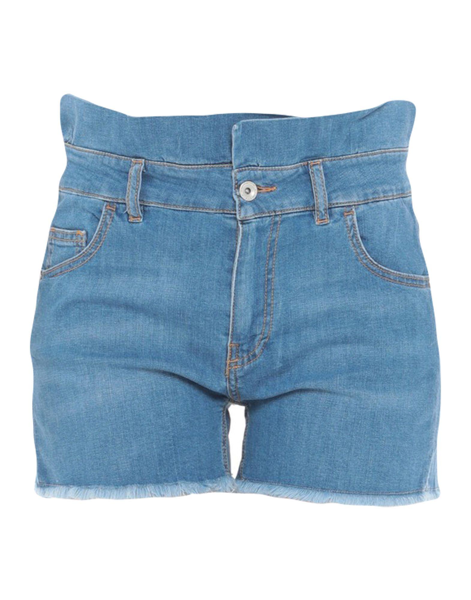Фото - FORNARINA Джинсовые шорты шорты джинсовые fornarina fornarina fo019ewapzm7