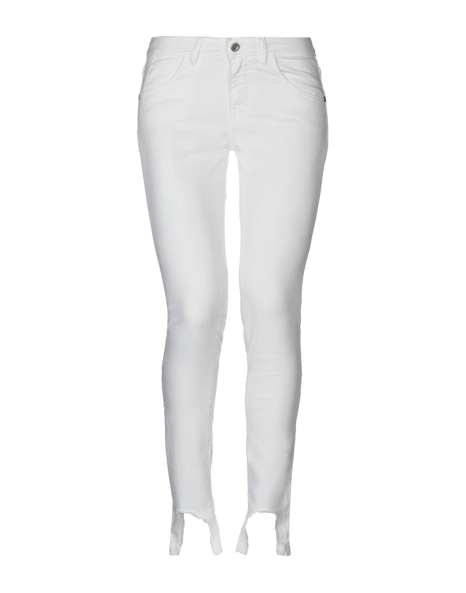 FORNARINA Джинсовые брюки цена 2017