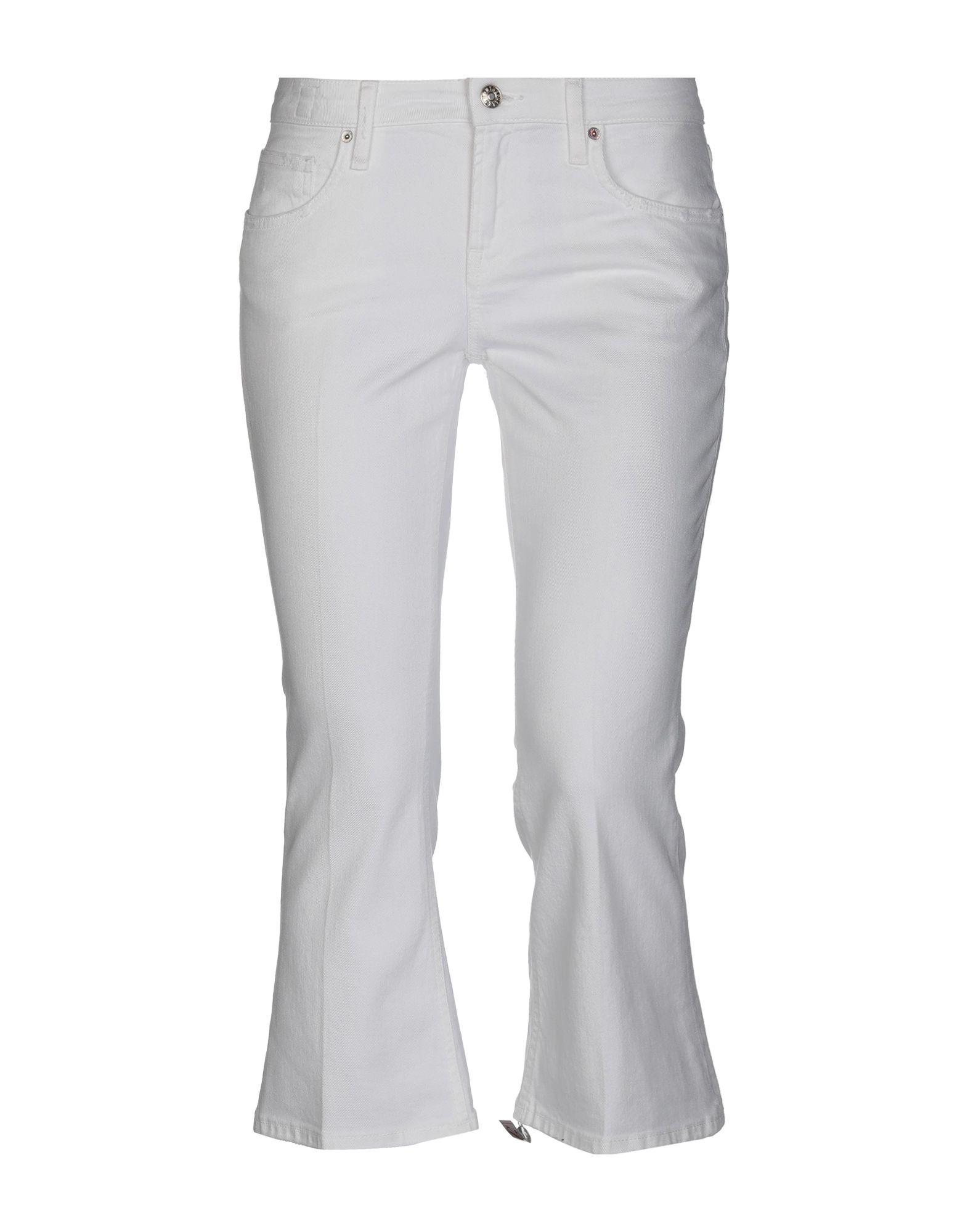DON THE FULLER Джинсовые брюки-капри капри manikini the best капри