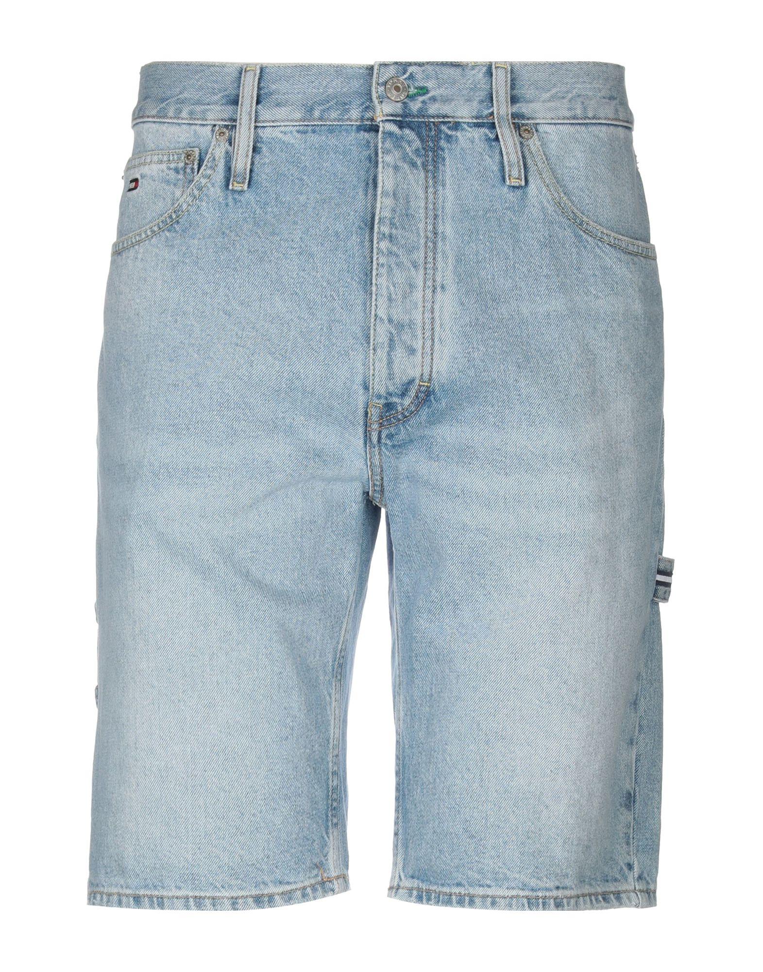 TOMMY JEANS Джинсовые бермуды masons jeans джинсовые бермуды